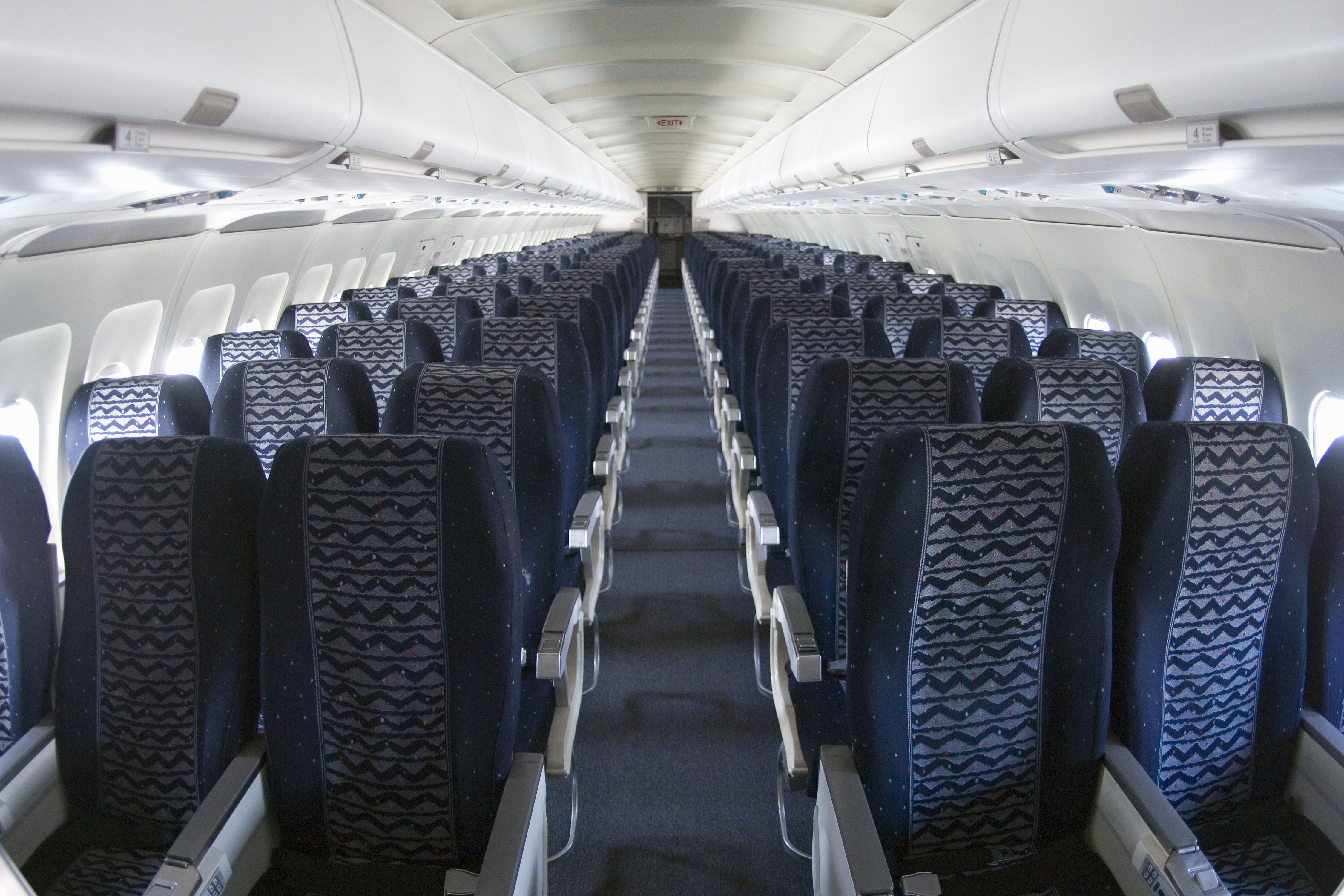 WATCH: This Is the Actual Reason You Can't Recline Your Airplane Seat During Landing