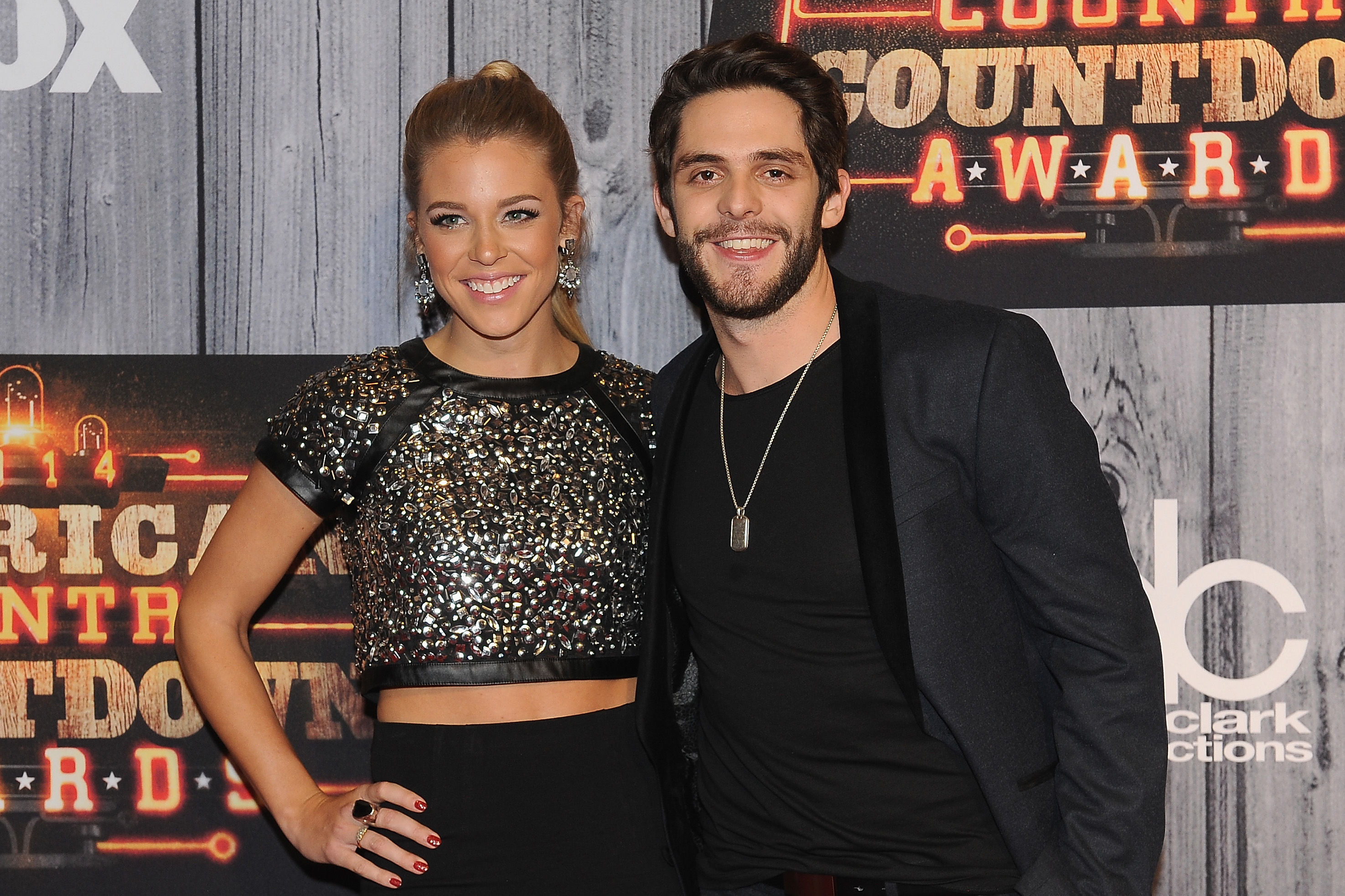 Thomas Rhett and Lauren Akins' Baby Meets Another Country Music Family's Adorable Newborn