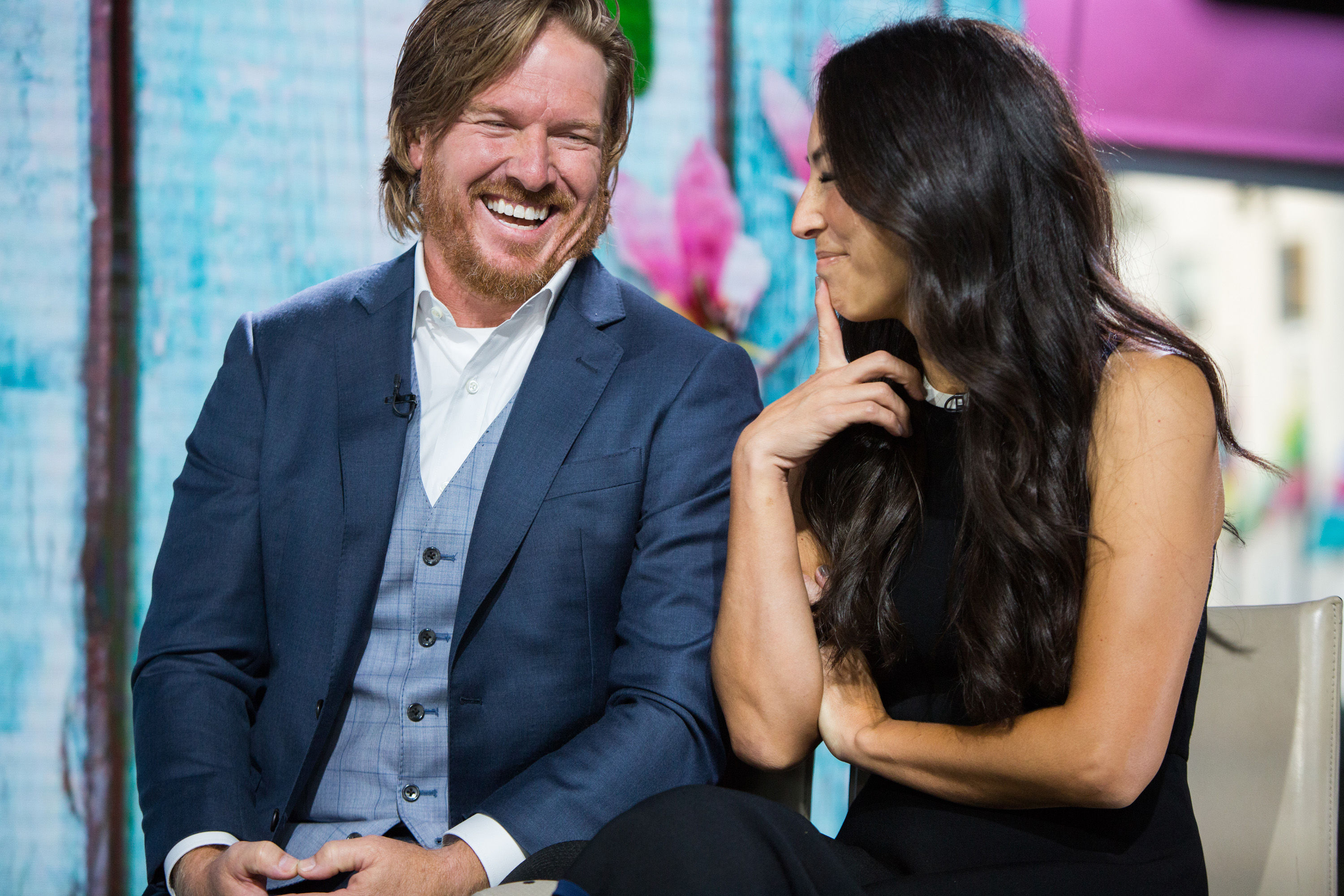 "WATCH: Chip Gaines Confesses That He Didn't Immediately Know Jo Was ""The One"""