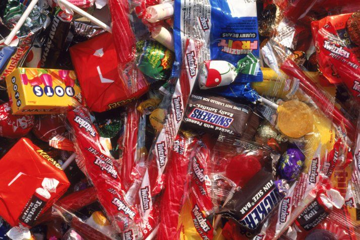See the Most Popular Halloween Candy in Your State