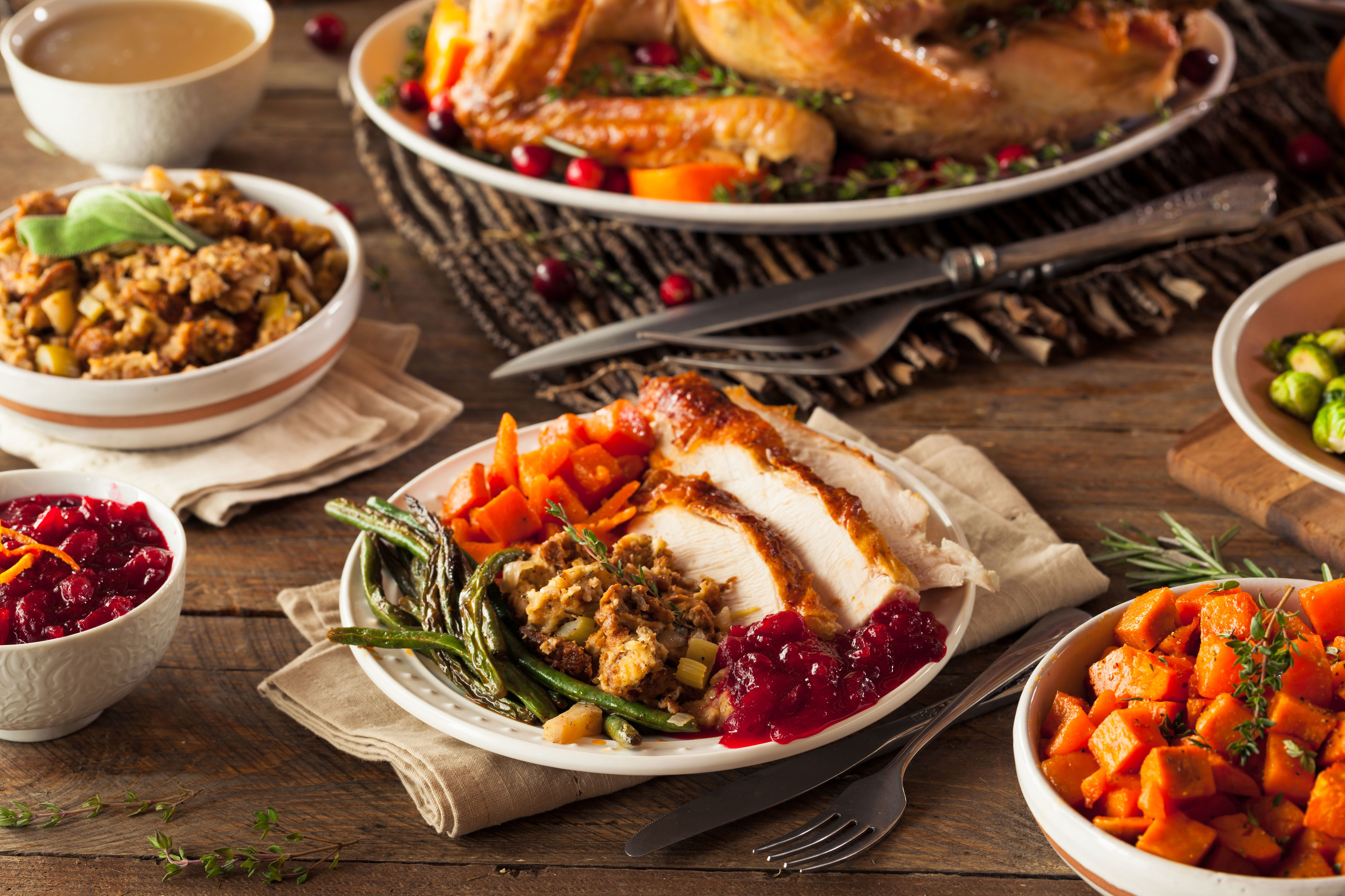 WATCH: The Only Reason You Need to Host Friendsgiving This Year