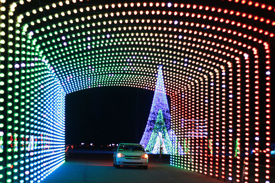 WATCH: Holiday Lovers, Mark Your Calendars: Christmas Nights of Lights in Mobile is Coming!