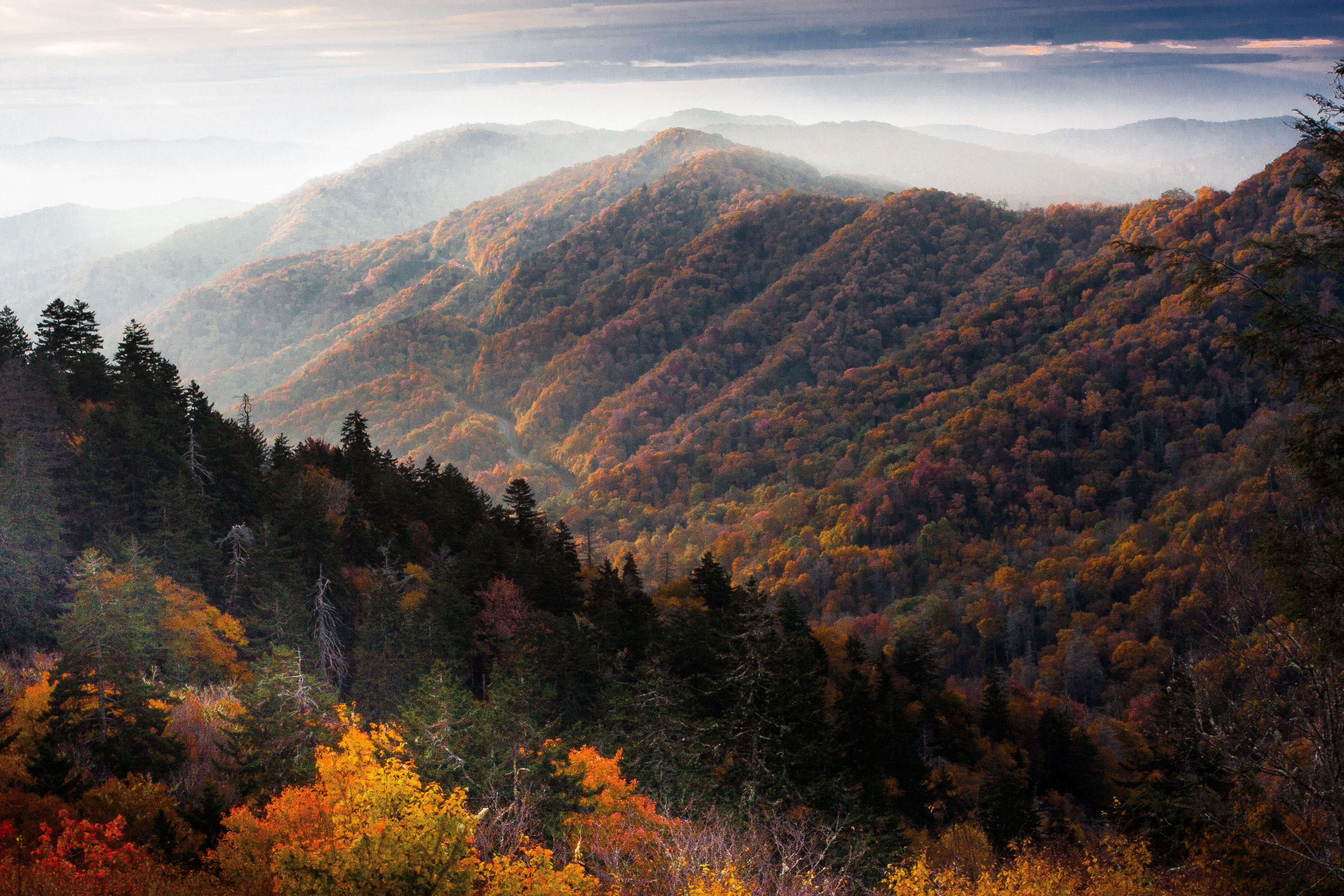 These New Viewfinders Allow the Colorblind to See the Smoky Mountains' Fall Beauty for the First Time
