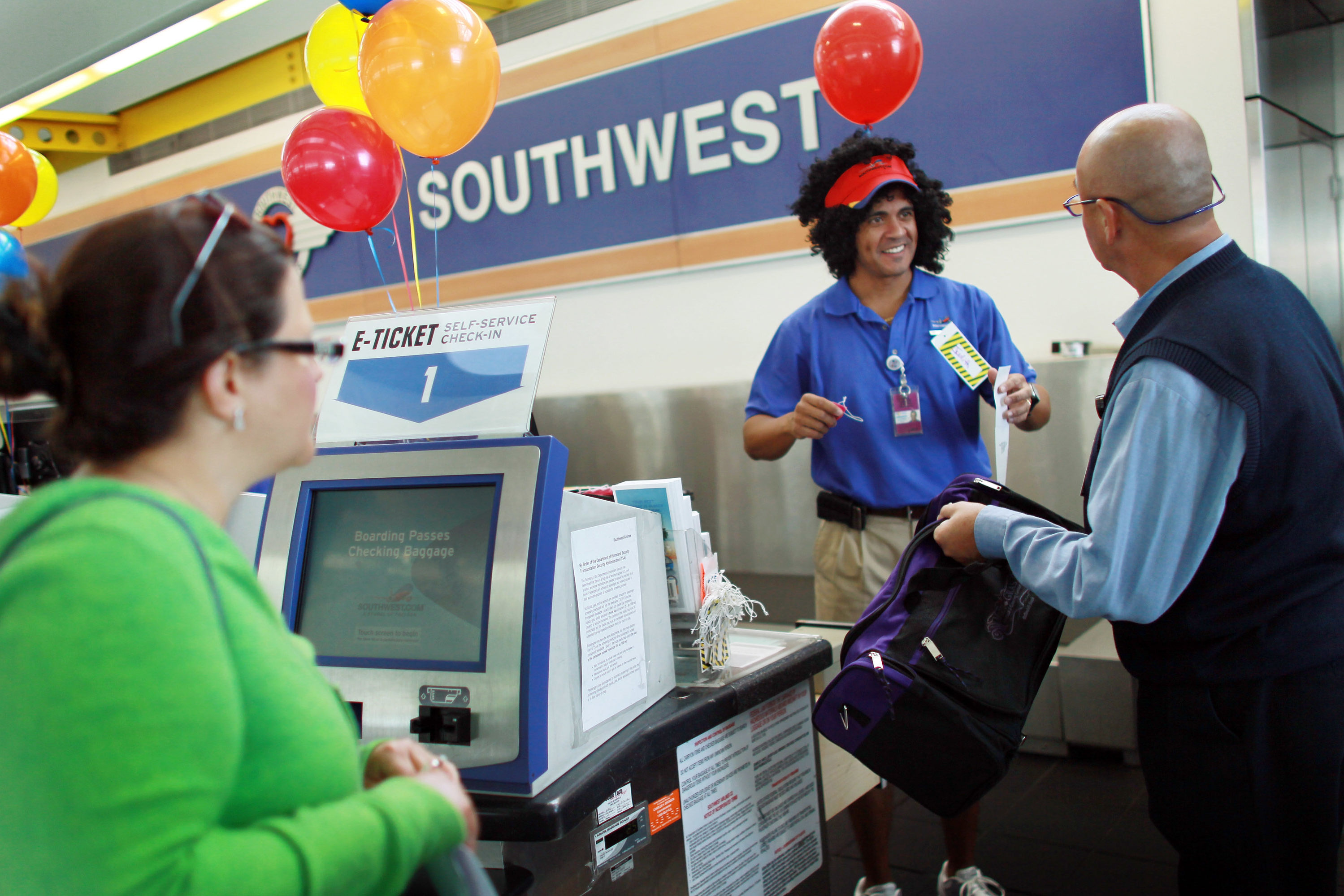 Southwest Airlines to Teach Dallas Hospitality Workers A Lesson on Service with a Smile