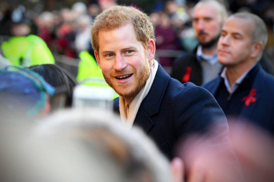 Fan Asks Prince Harry What It's Like to Be with Meghan 'as a Ginger' and His Response Is Perfect