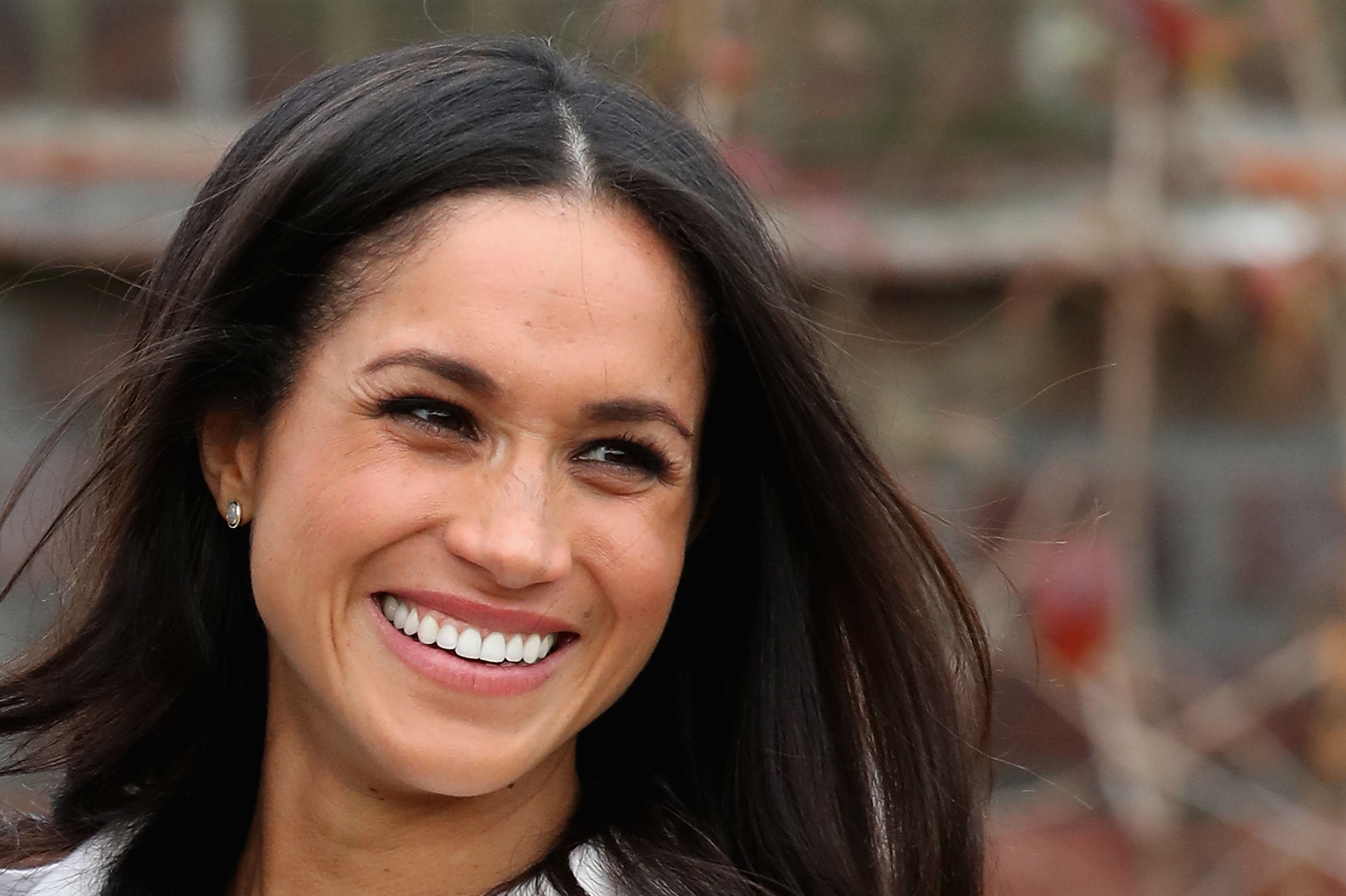 Meghan Markle Attends the Queen's Staff Christmas Party — at Her Future Wedding Reception Venue!