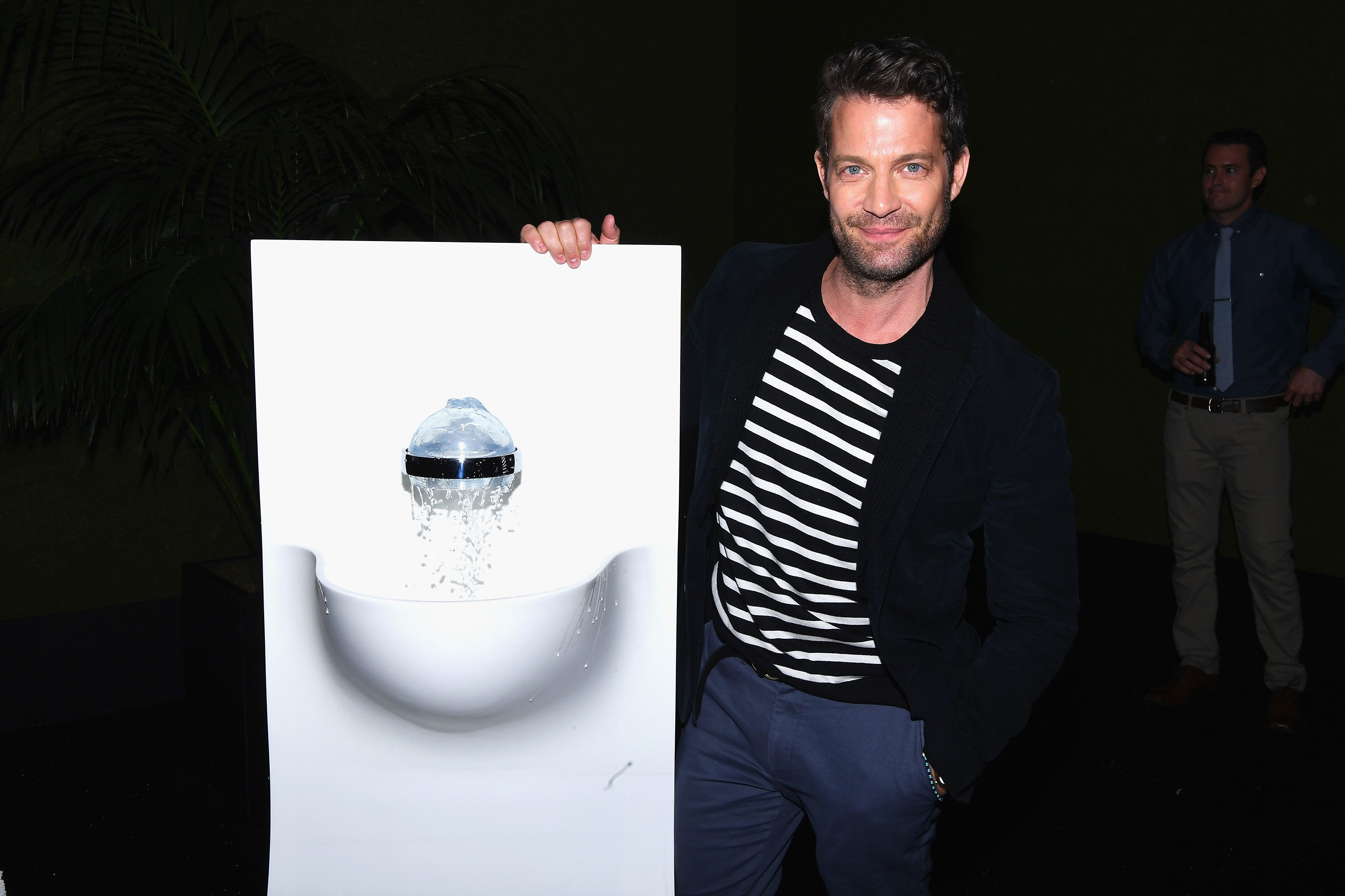Nate Berkus Talks Biggest Design Mistakes, Collecting, and How Delta Faucet's Latest Creation Could Bring Calm Into Your Home