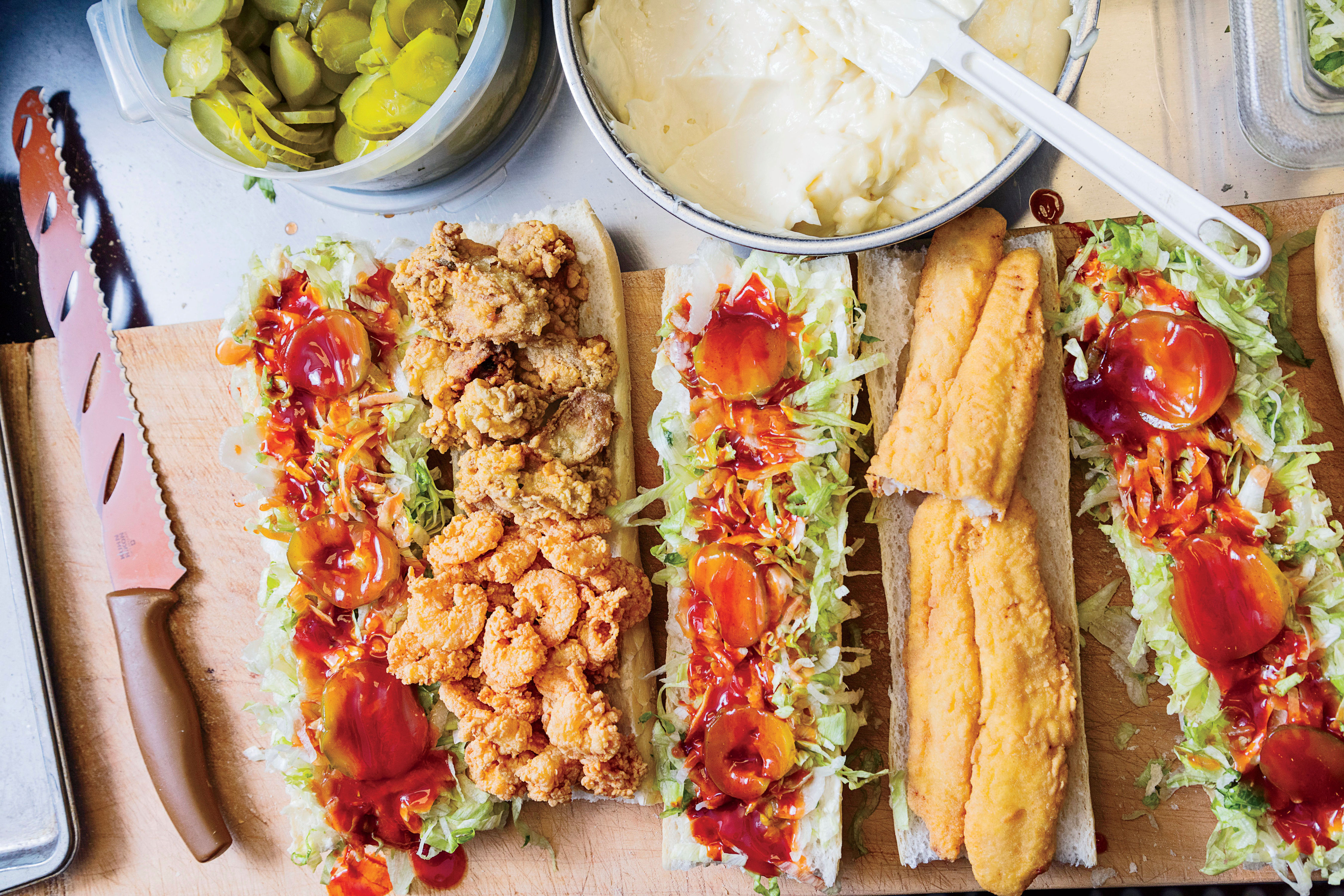 The Best Po'Boys in New Orleans