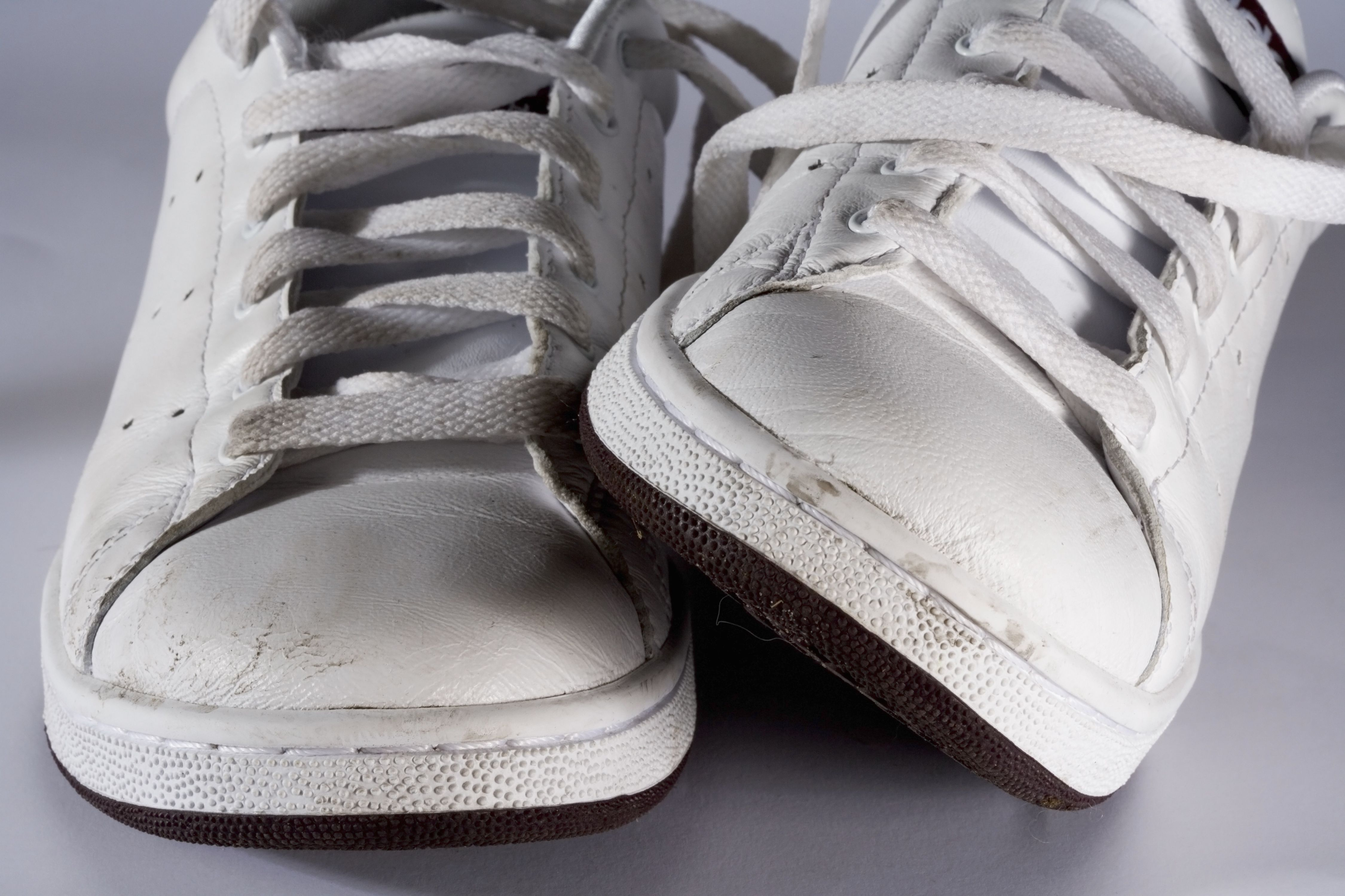 This Trick for Cleaning White Sneakers Will Blow Your Mind