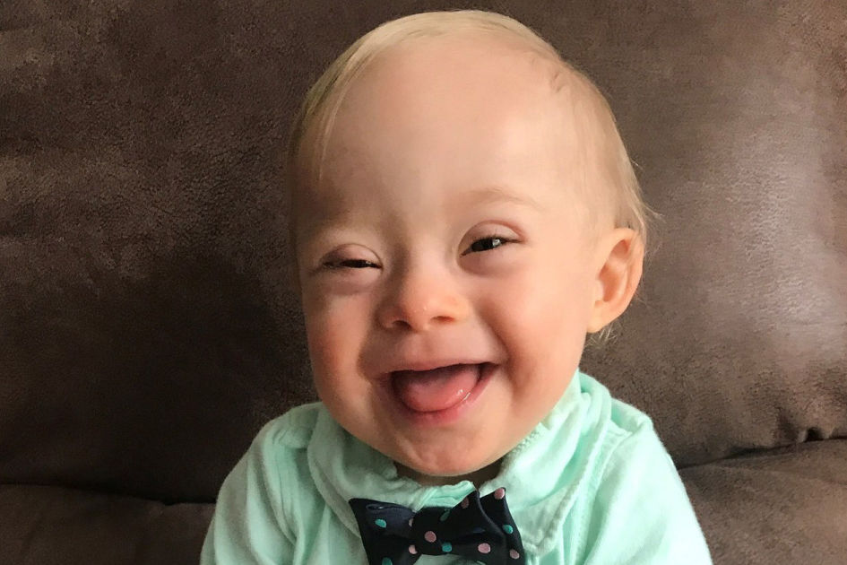 Gerber Names First Spokesbaby with Down Syndrome in Contest's 90-Year History: Meet Lucas!
