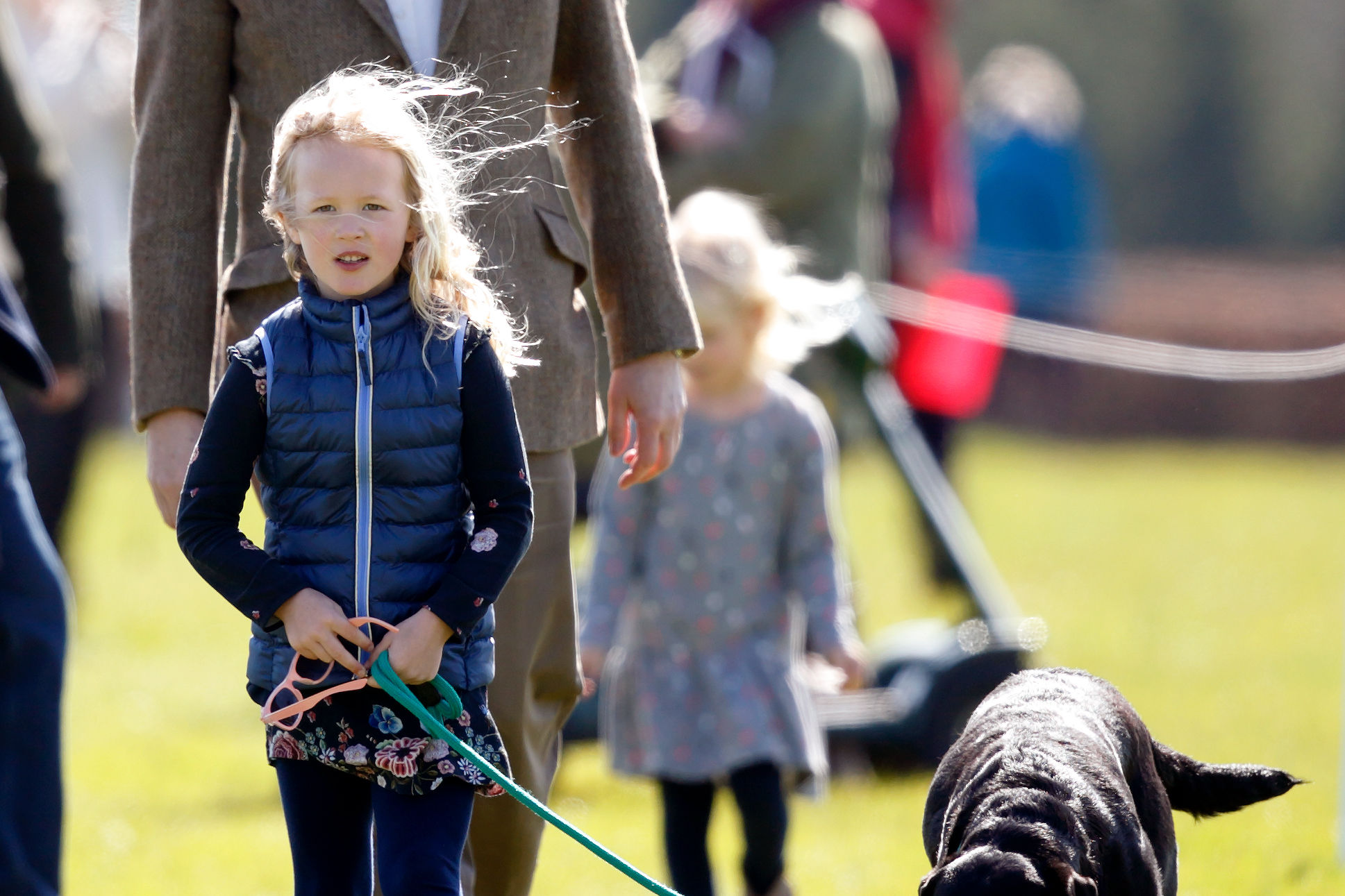 The Queen's Great-Granddaughter Savannah Phillips Is 14th In Line For the Throne