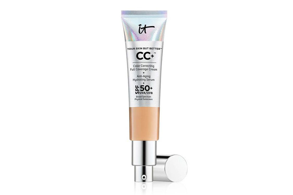 This Best-Selling Anti-Aging Foundation Is Sold Every Minute