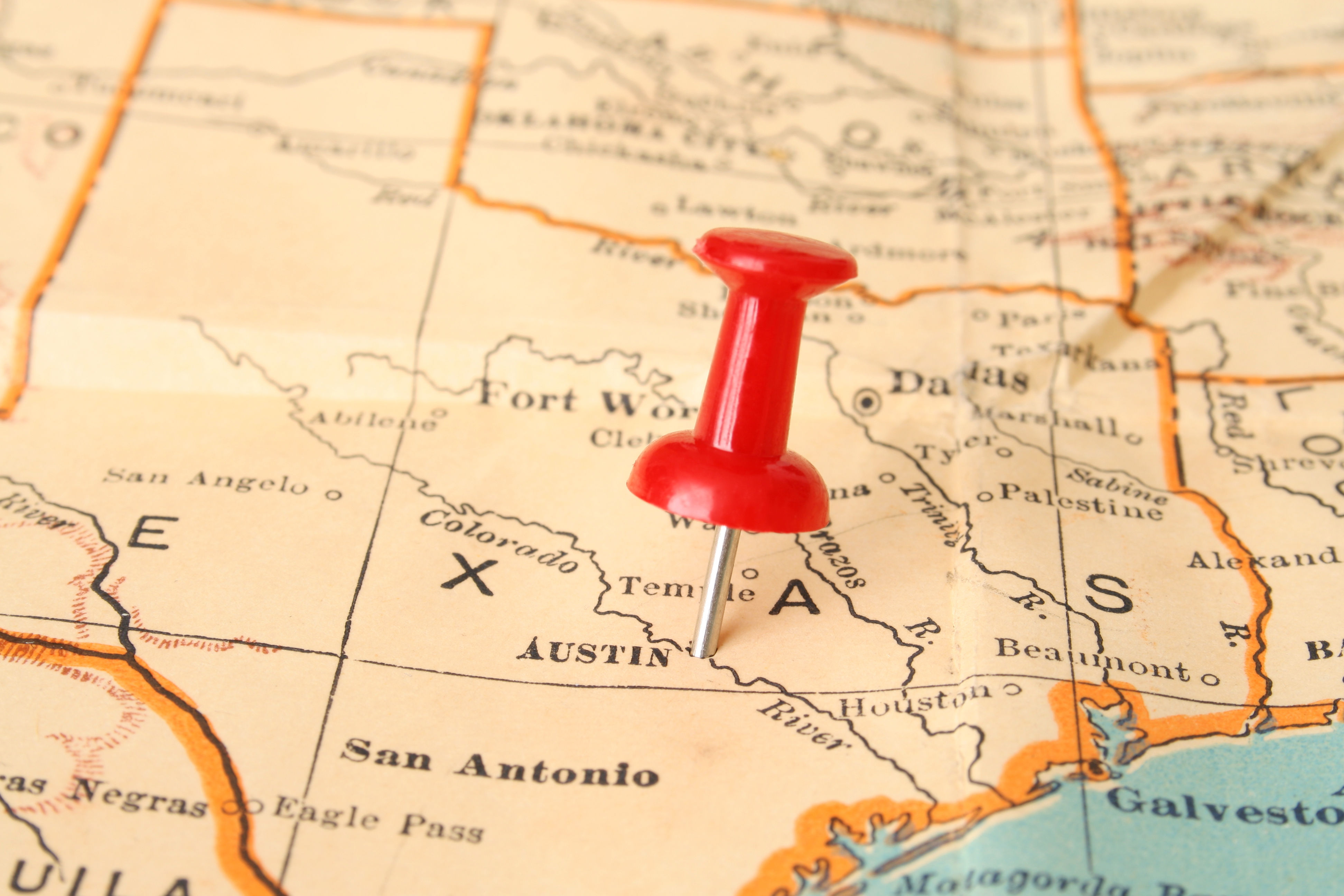 The History of the Weirdest Texas Town Names and How to Pronounce Them