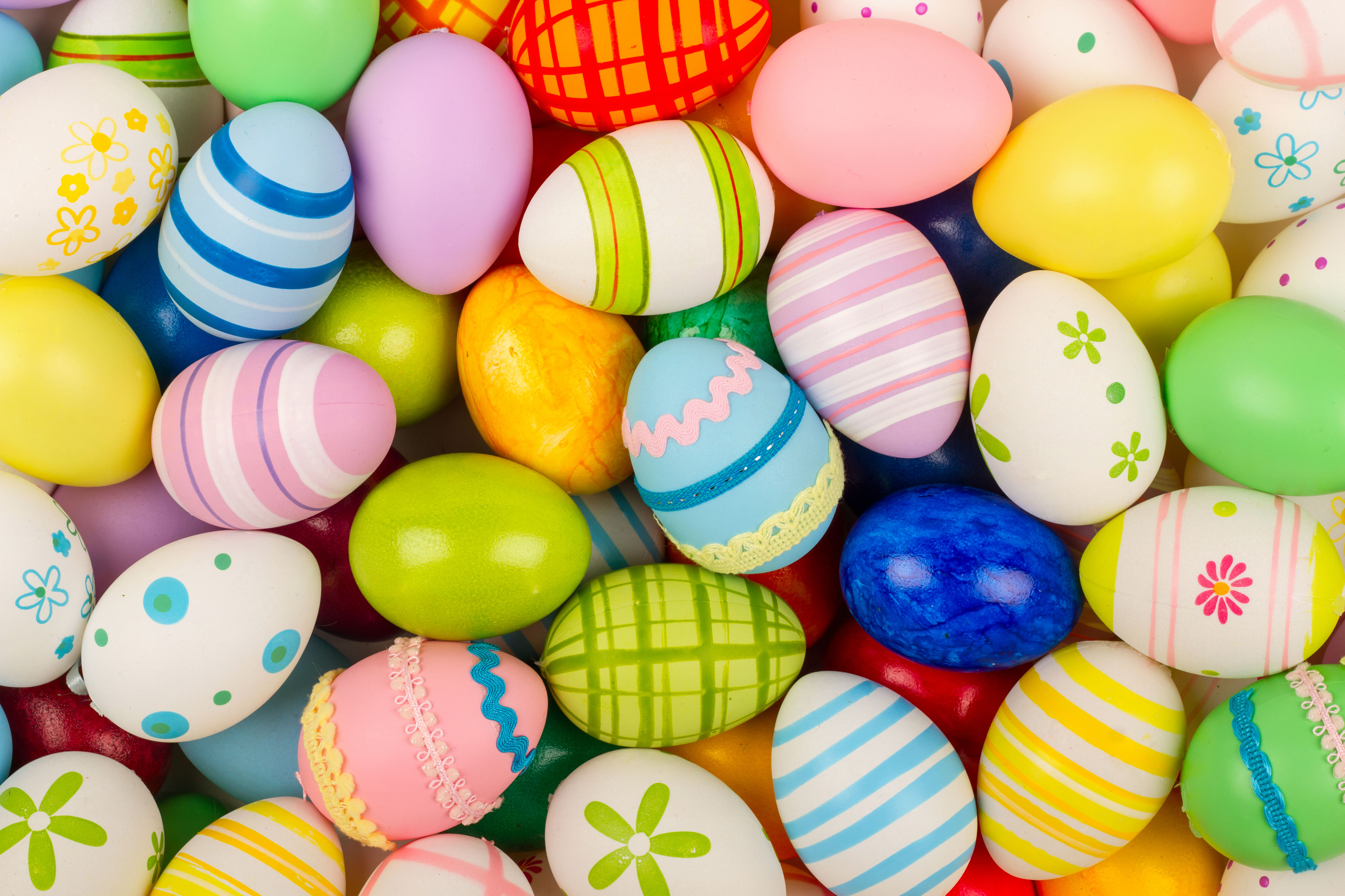 The Most Vibrant Easter Eggs Have Nothing to Do With the Dye