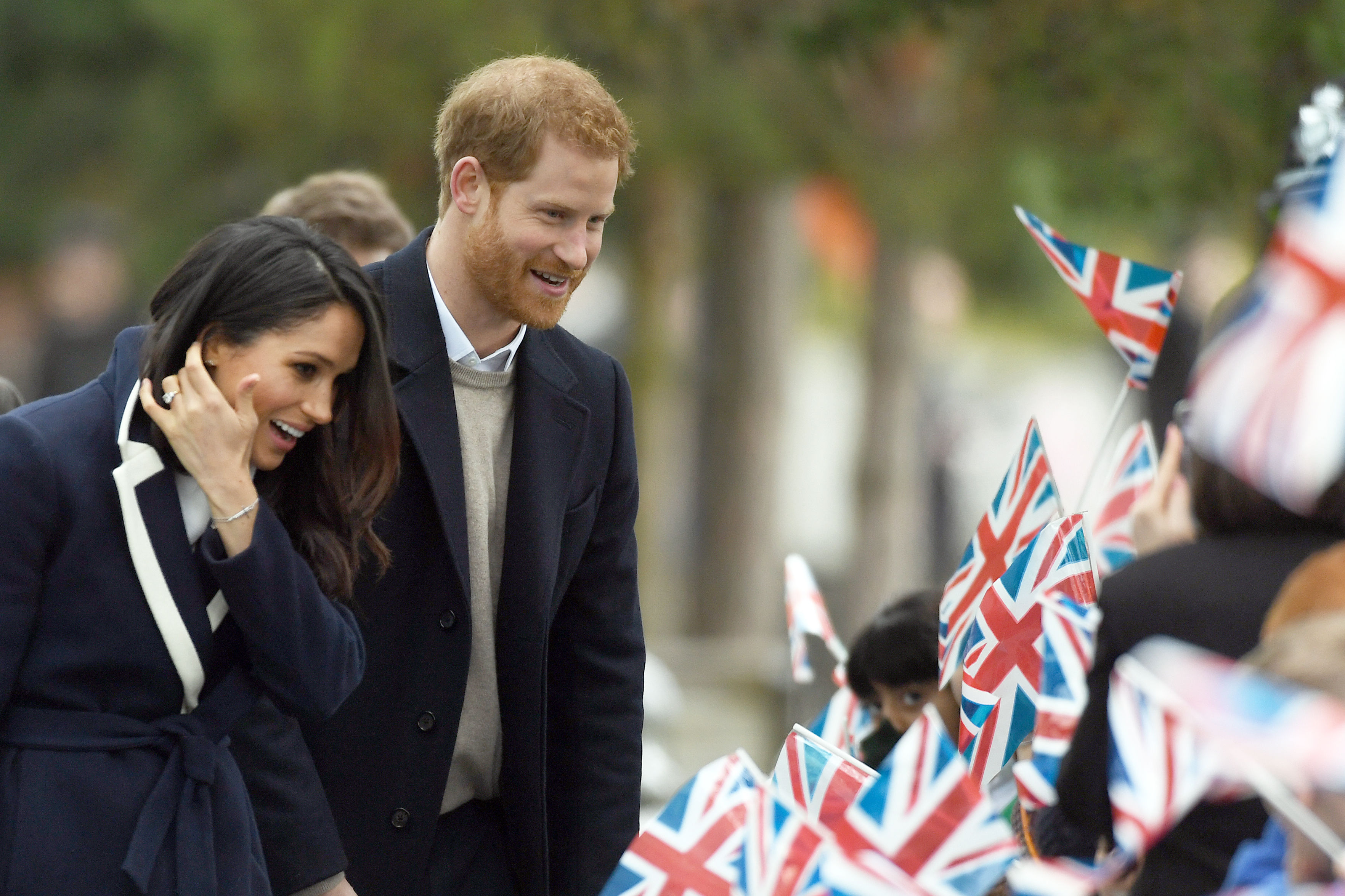 Meghan Markle Commemorated Her Baptism with this Gorgeous Accessory