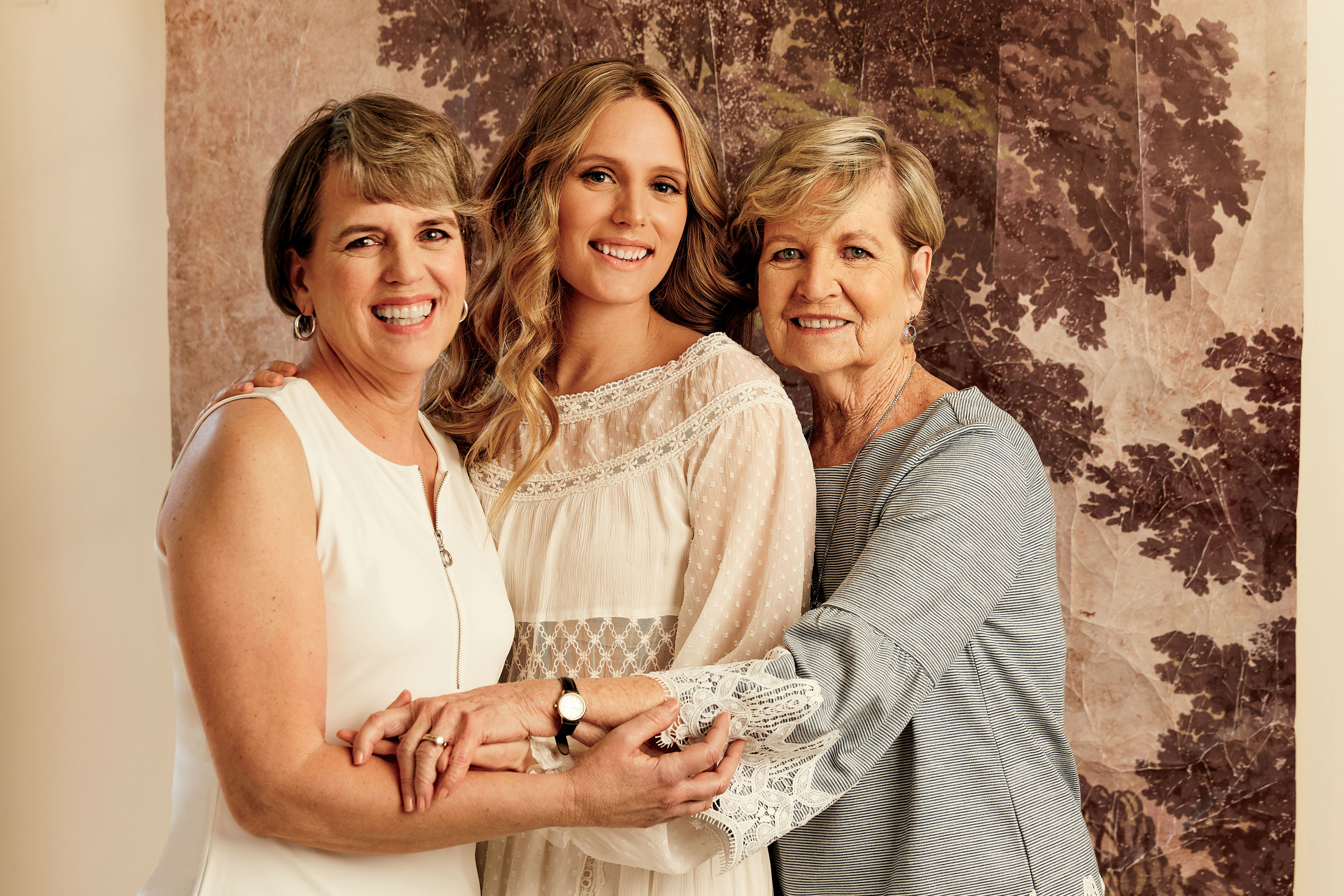 Lauren Liess: A Letter To Her Beautiful Grandmother This Mother's Day