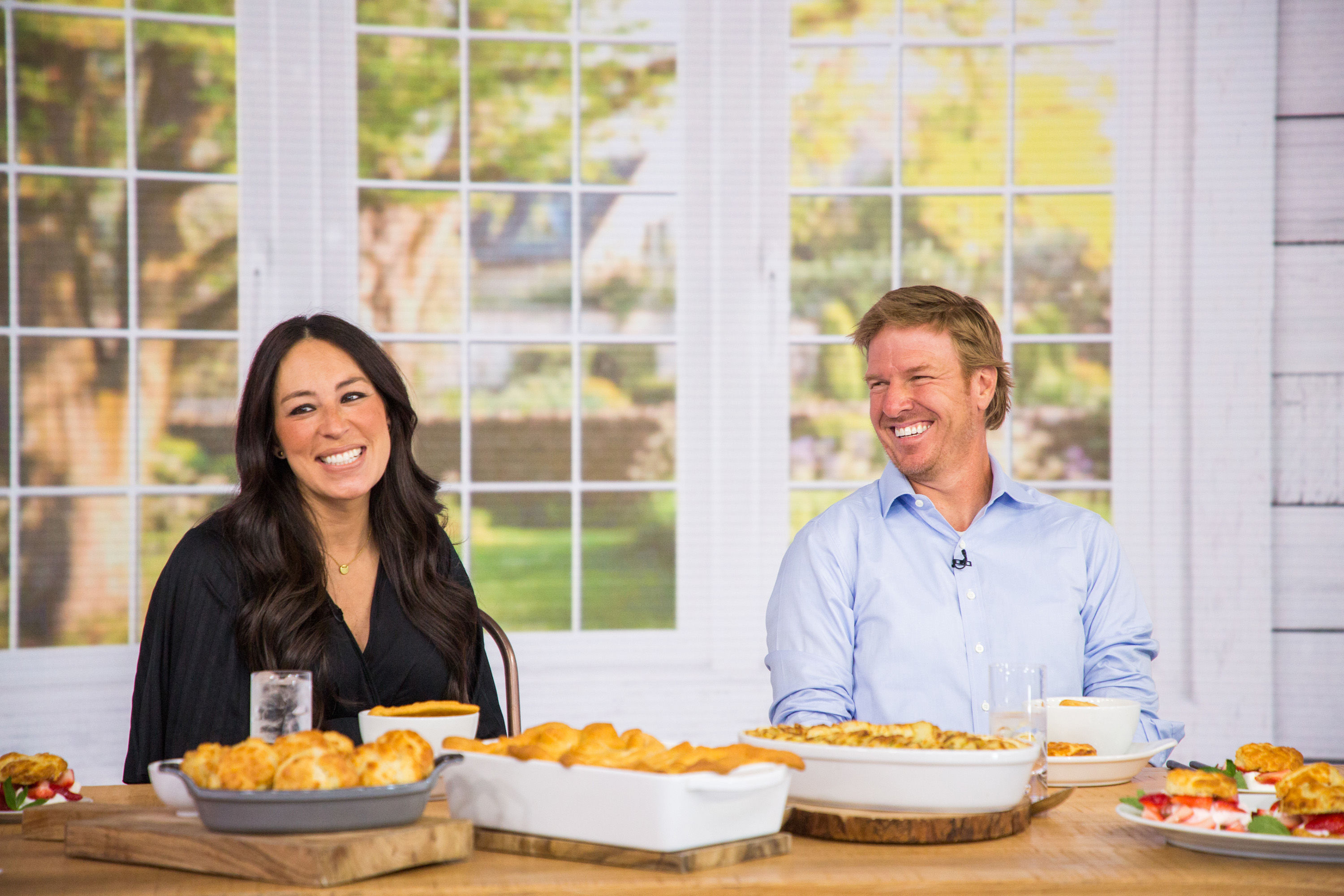 Chip and Joanna Gaines Talk Names For Baby Number 5