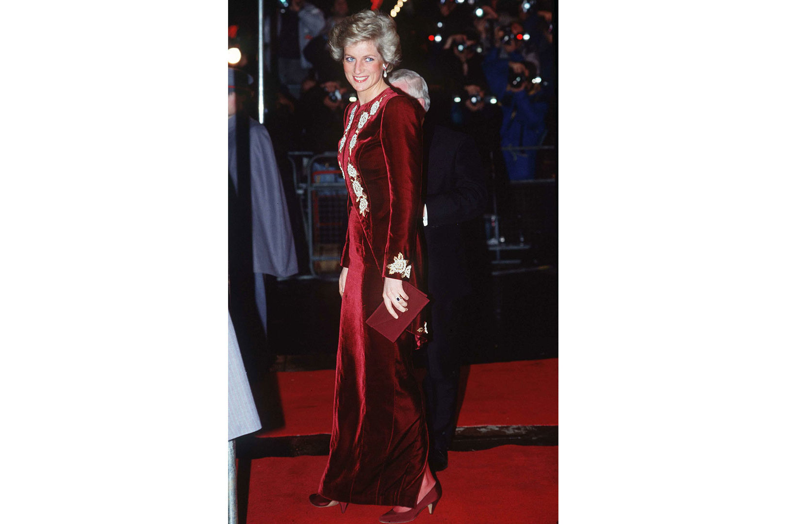 We Had NO IDEA Princess Diana Attended the London Premiere of Steel Magnolias!