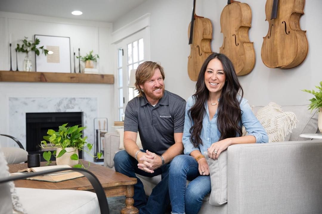 Chip Gaines Dishes on Joanna's Nursery Plans for Baby Number Five