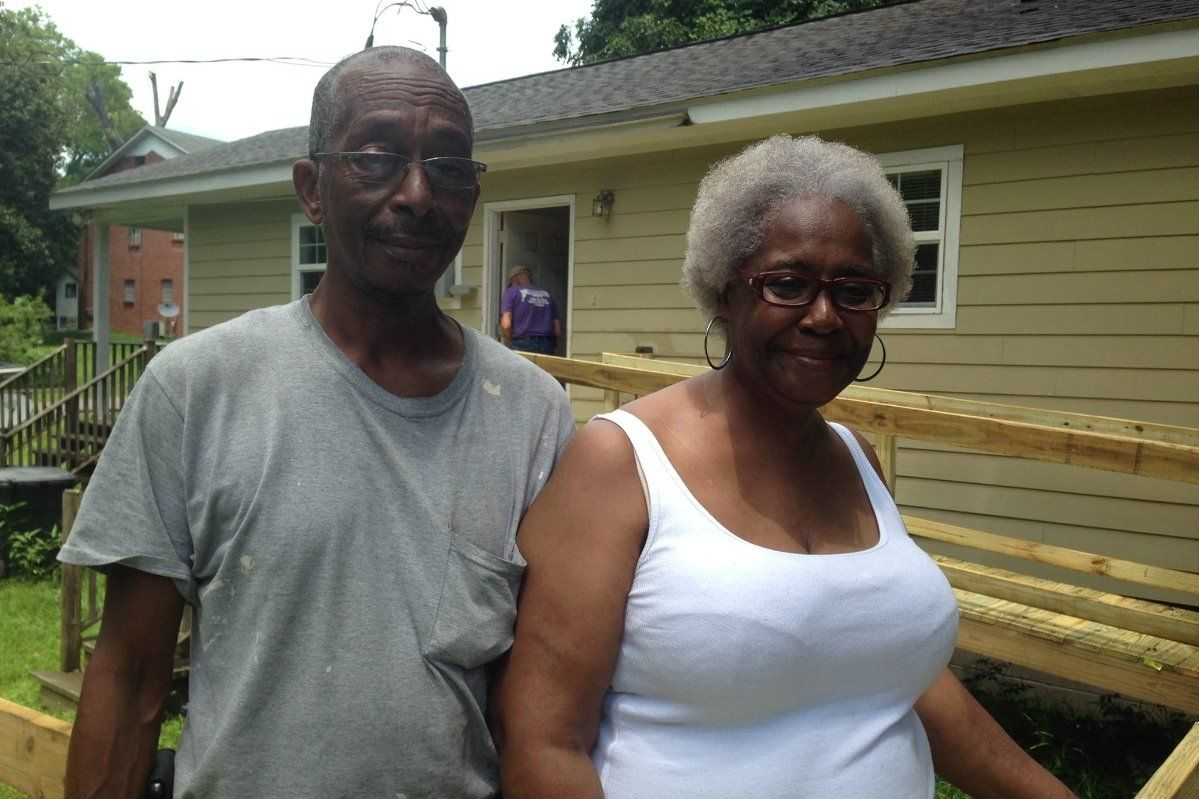 Thieves Took Everything from This Mississippi Couple's New Habitat for Humanity Home—Even the Toilet