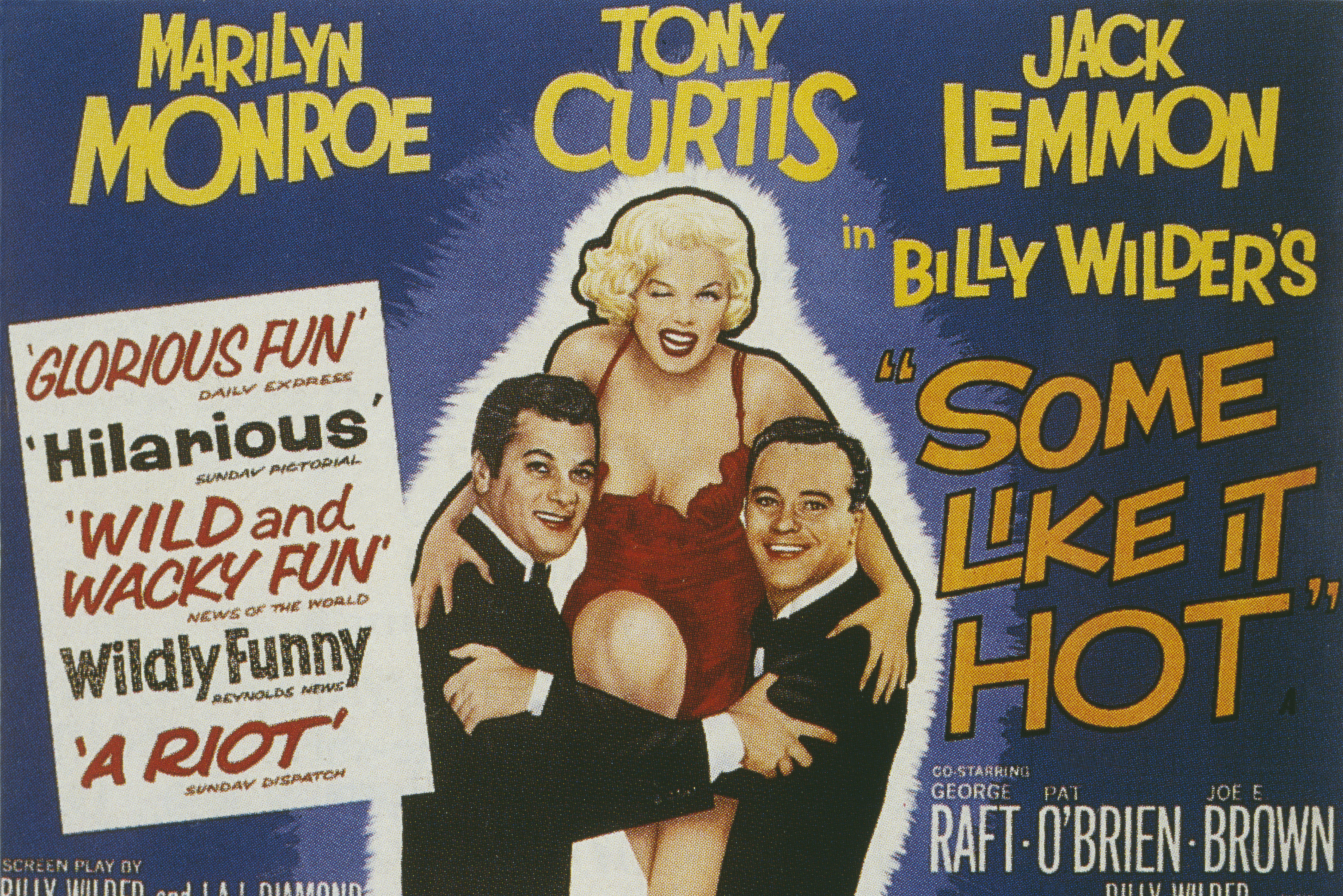 'Some Like It Hot' Is Broadway Bound