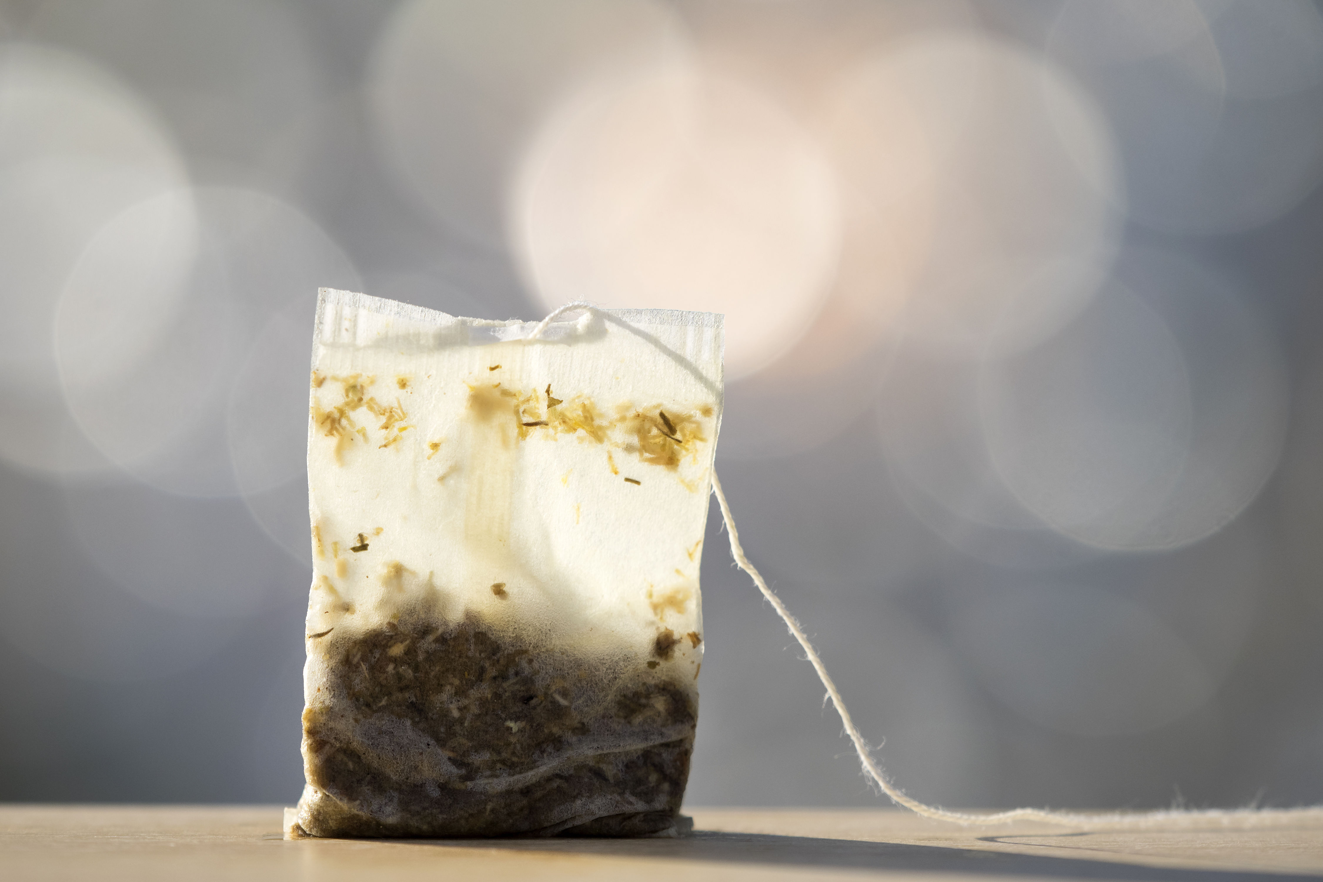 Why You Should Stop Throwing Away Used Tea Bags