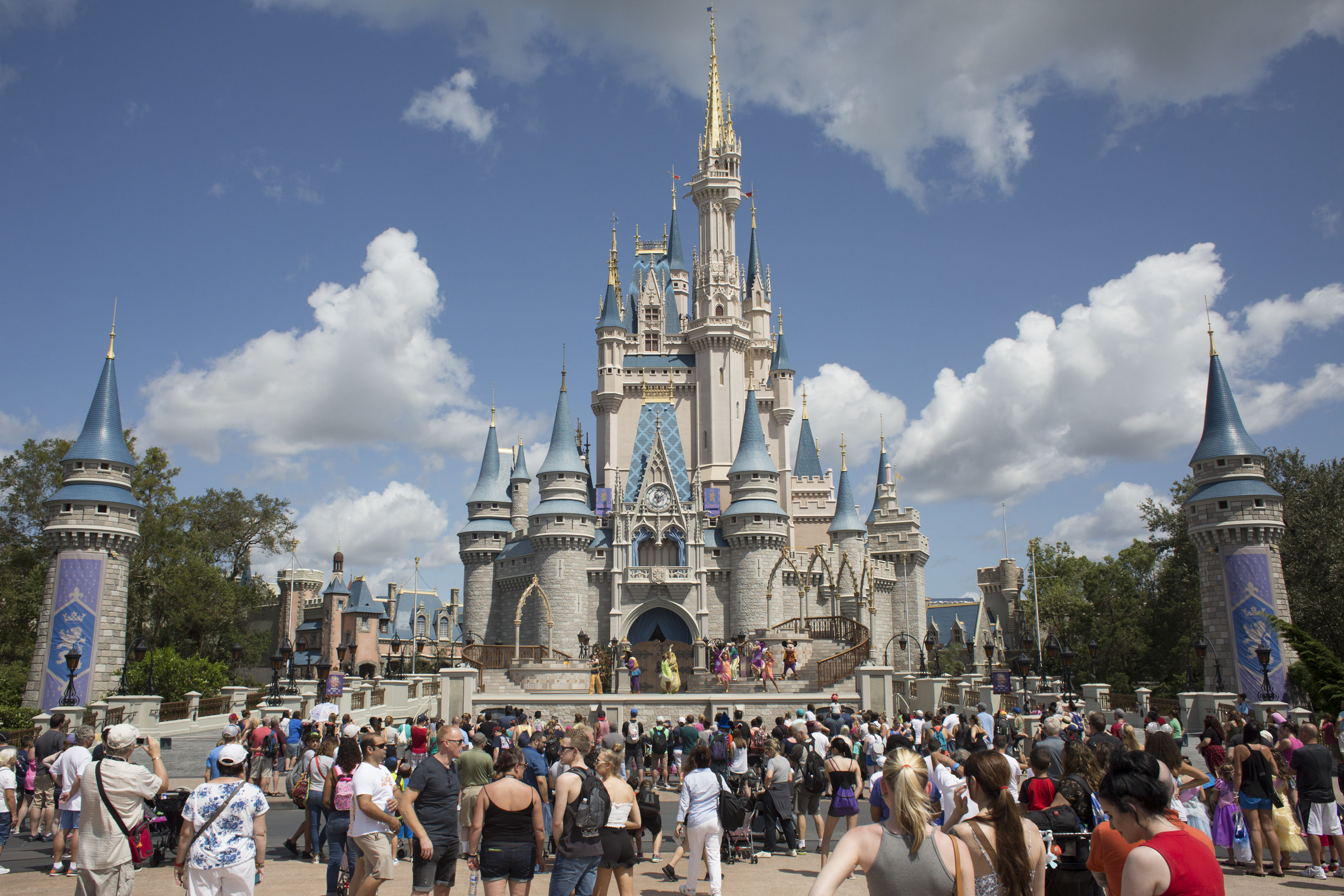 Here's Why Disney World Doesn't Have Mosquitoes