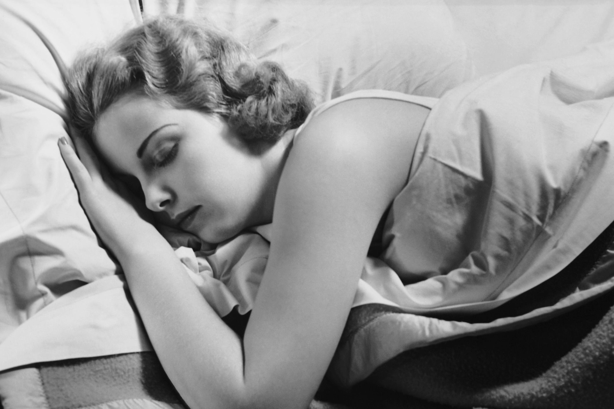 This Study Says Getting Your Beauty Sleep Is Real, Proving Mama Was Right