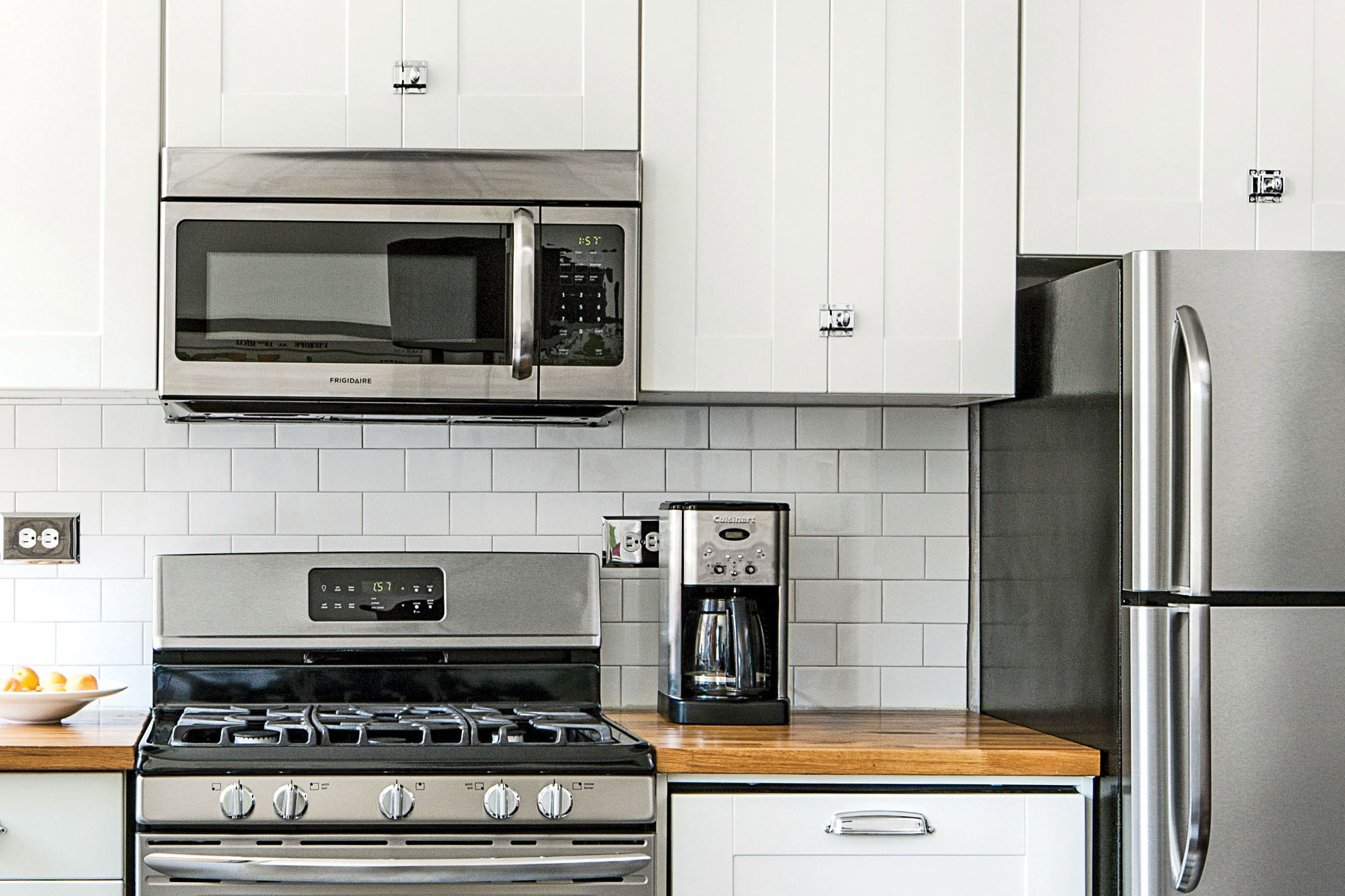 The Kitchen Hardware Trend We're Loving Right Now