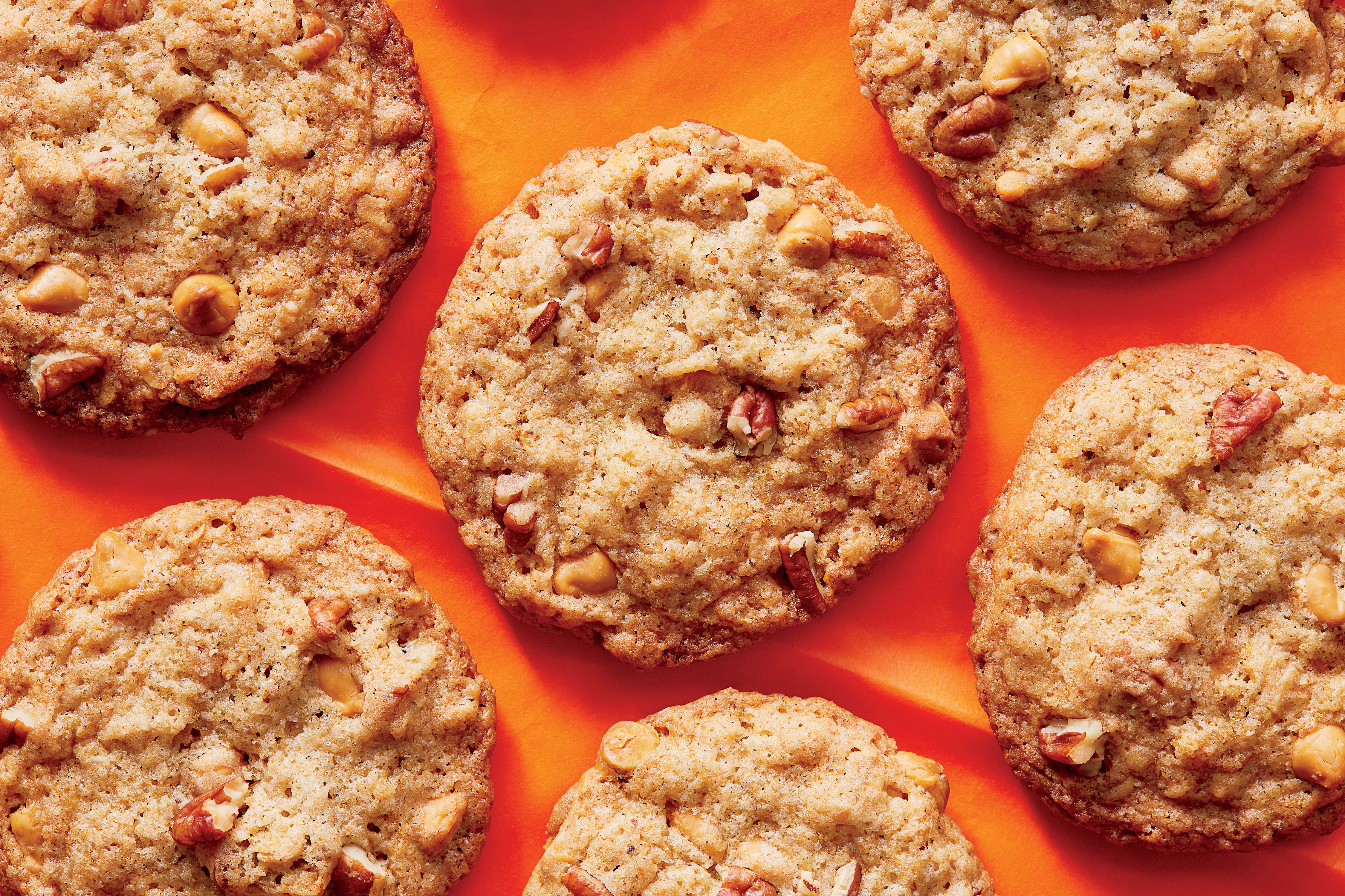 Butterscotch-Toasted Oatmeal Cookies Recipe