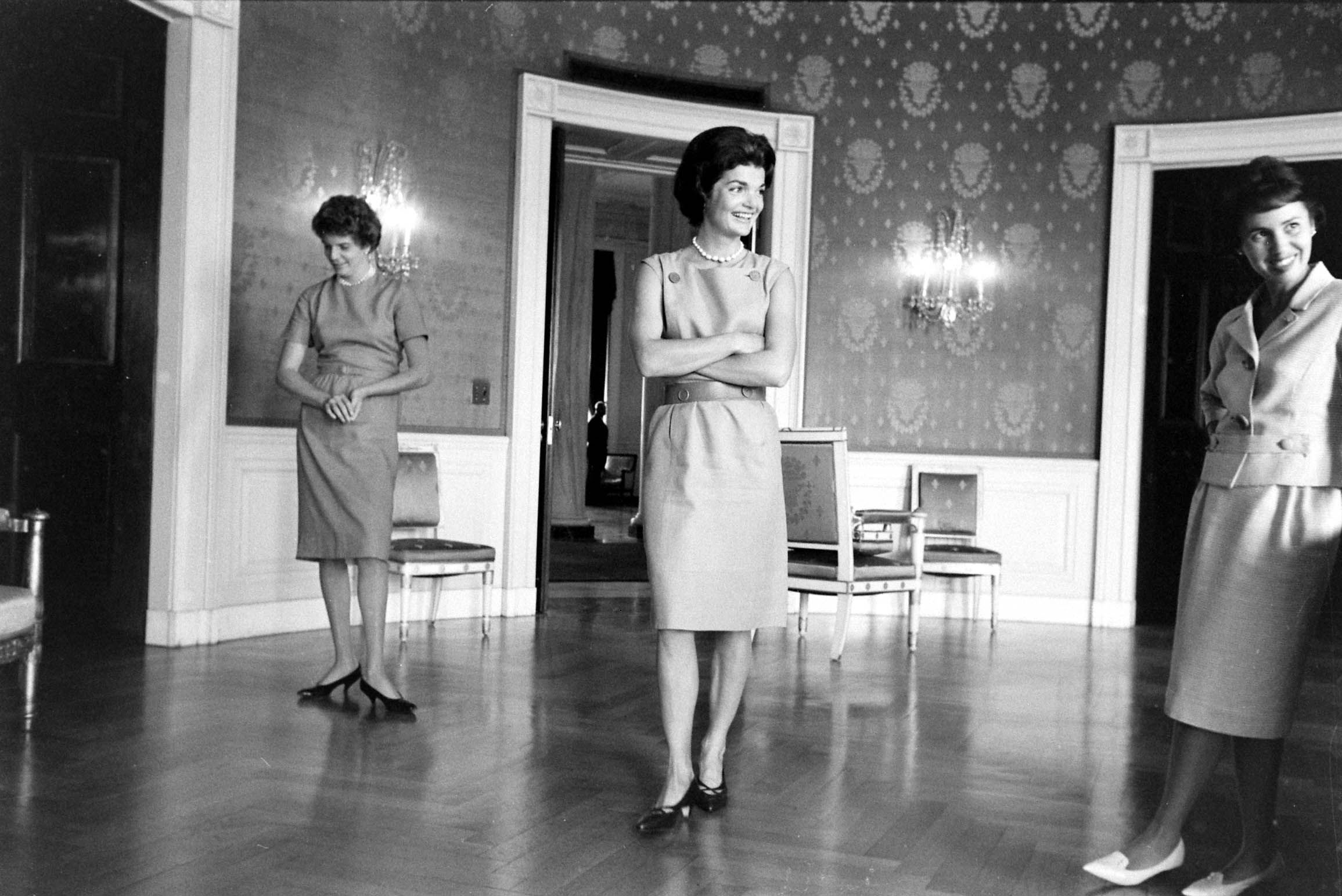 Jackie Kennedy Had A Secret and Very Clever Shoe Trick