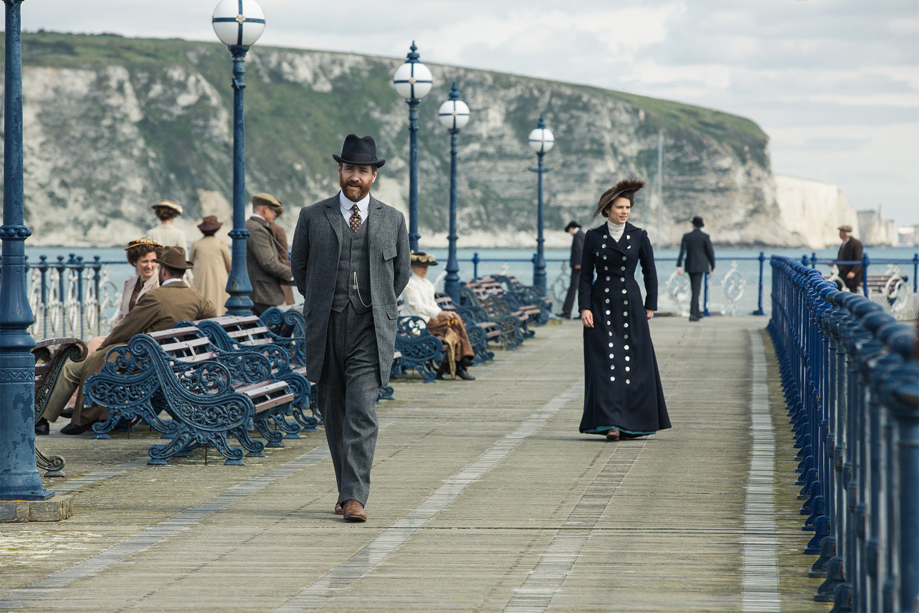 WATCH: If You Love Downton Abbey, You're Going to Be Obsessed with This New Show
