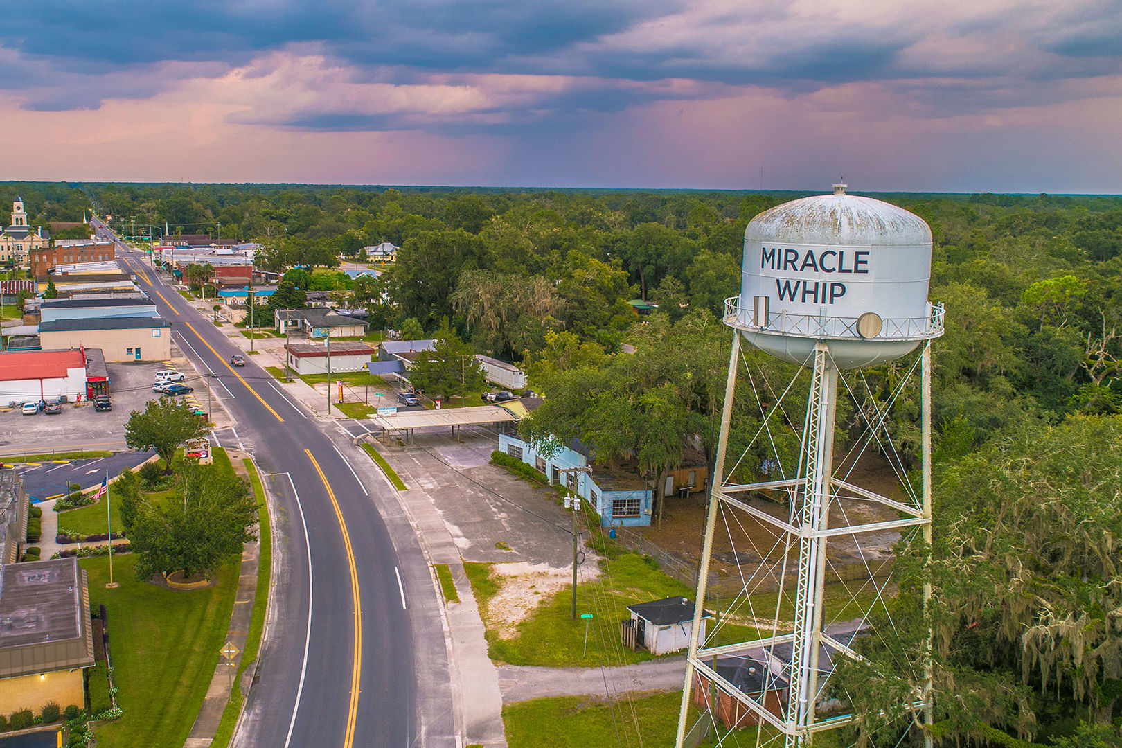 The Tiny Florida Town of Mayo Changes Its Name to Miracle Whip