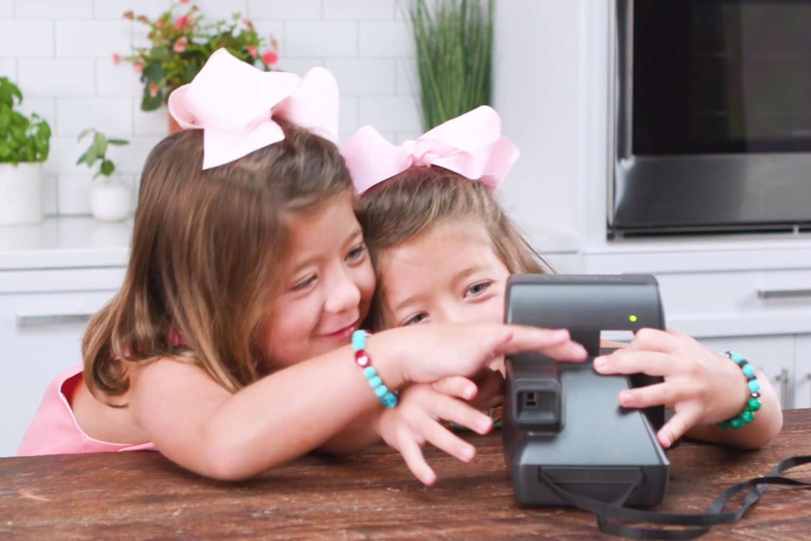 Southern Kids Think Polaroid Cameras Are Ancient History