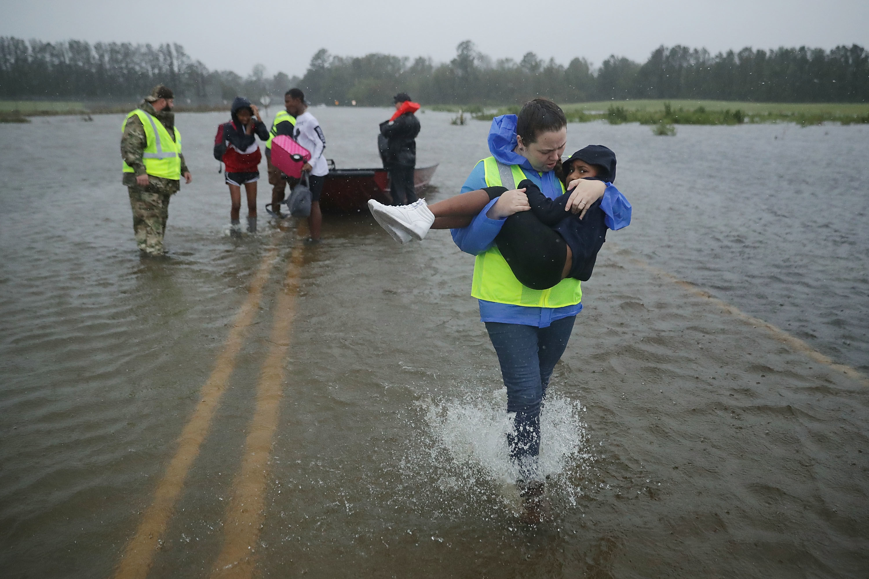 How to Help With Hurricane Florence Relief
