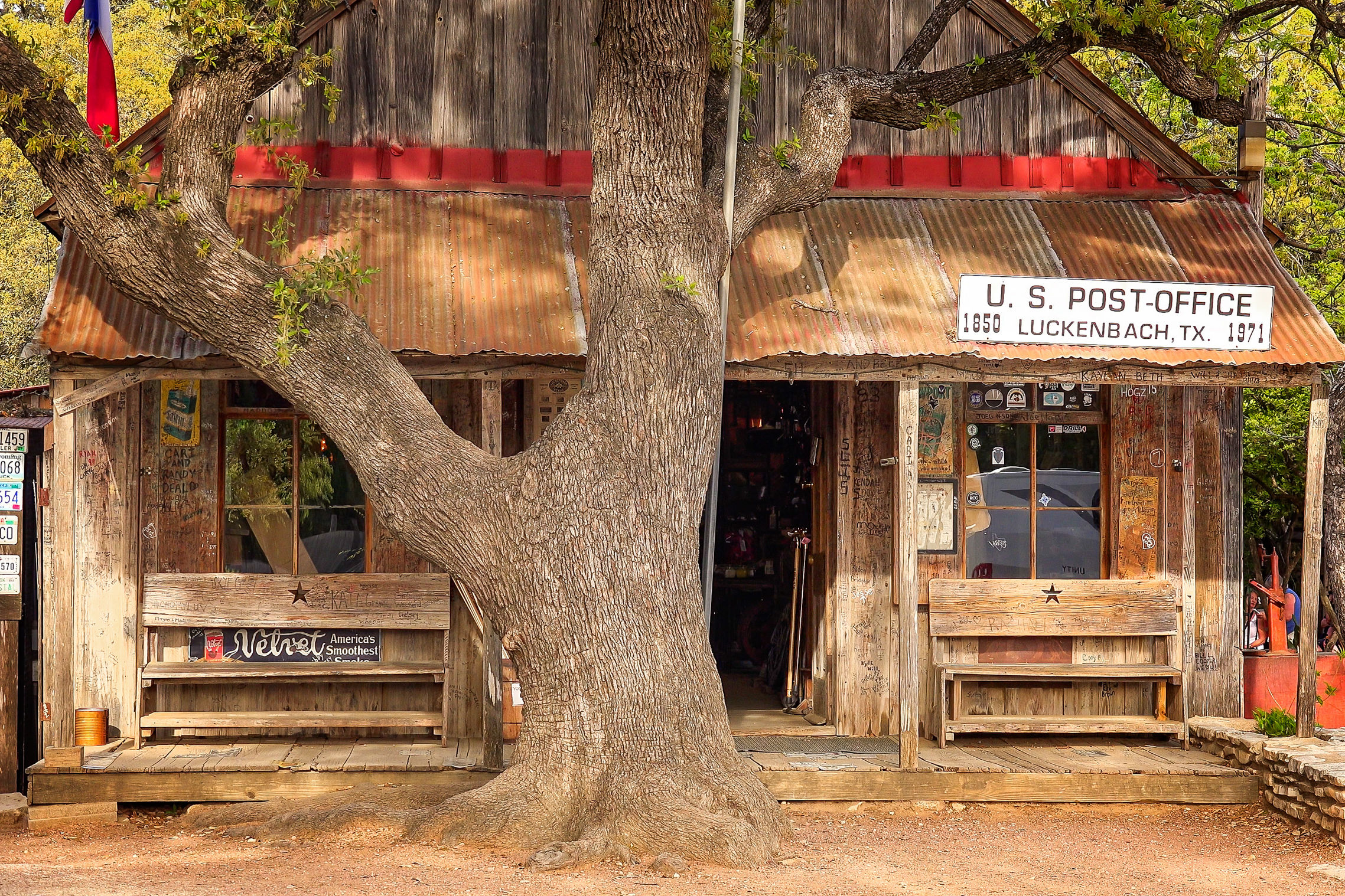 Why You Need to Know About Luckenbach, Texas
