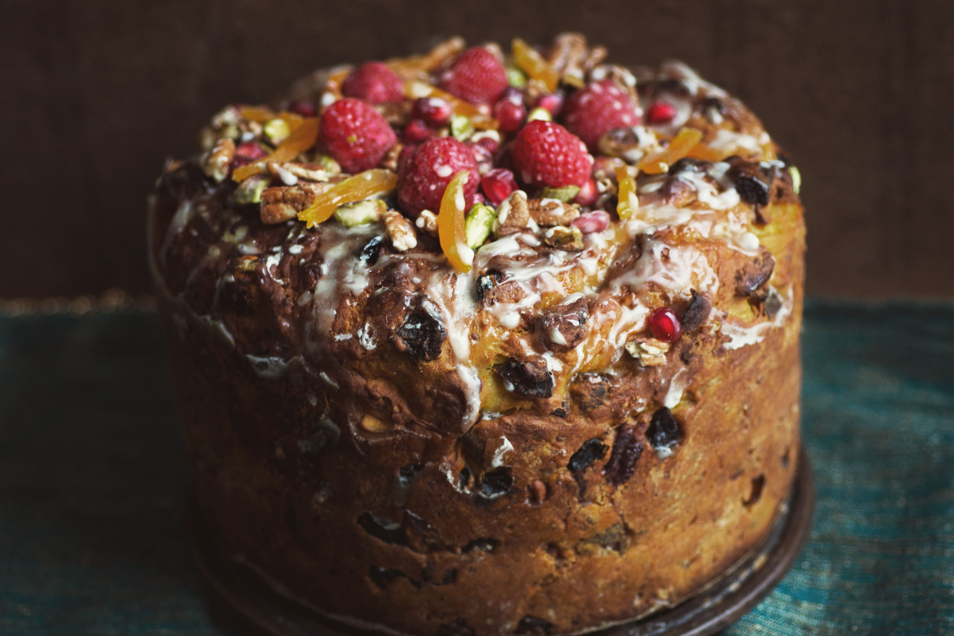 The Story Behind Friendship Fruit Cake