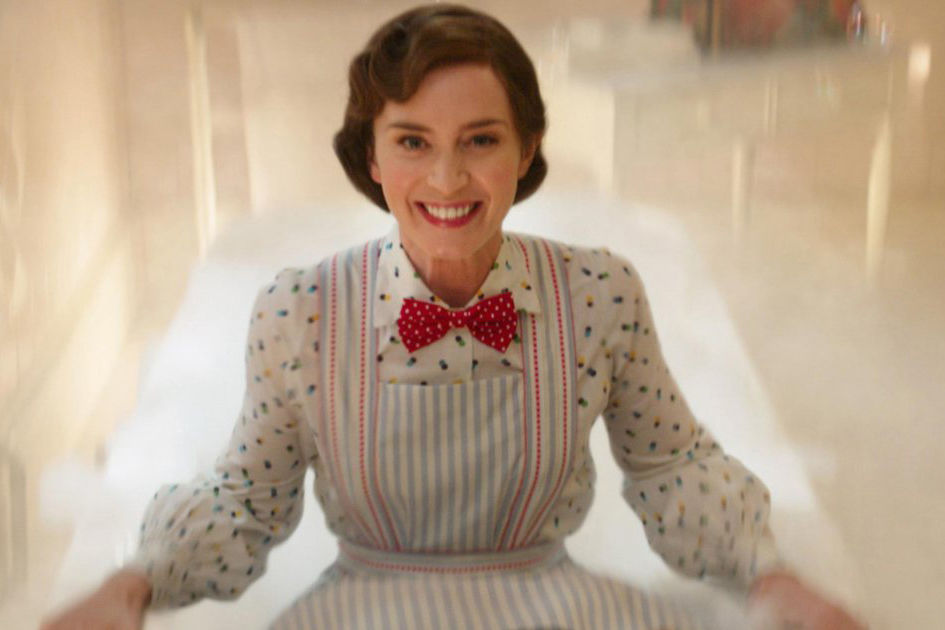 Mary Poppins Returns Reveals First Full Magic-filled Trailer