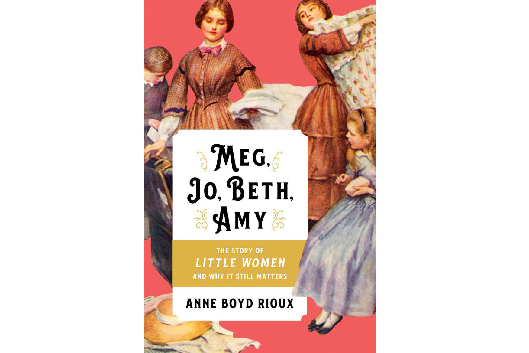 Love 'Little Women'? Learn the Story Behind the Classic Book
