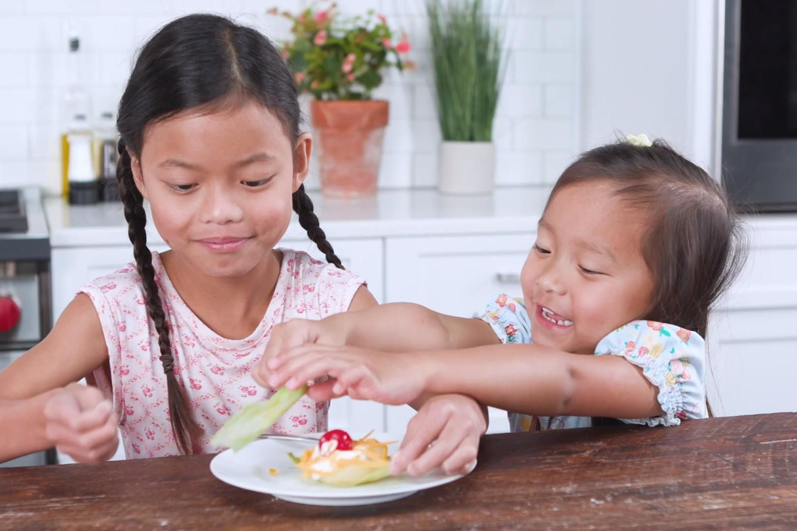 Southern Kids Have Mixed Reviews For Pear-Mayo Salad