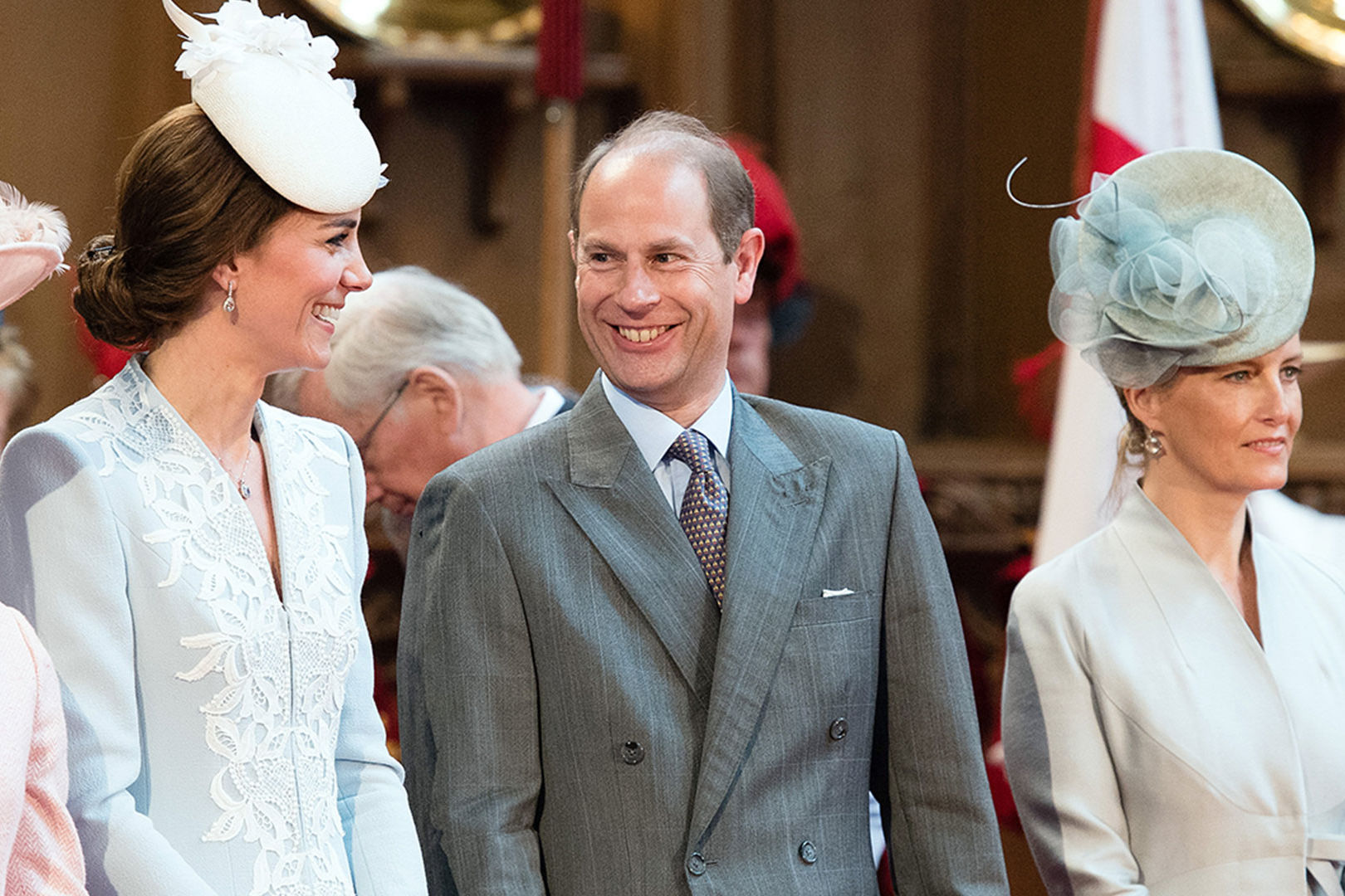 Britain's Prince Edward Is Visiting Aiken, South Carolina, Later This Month