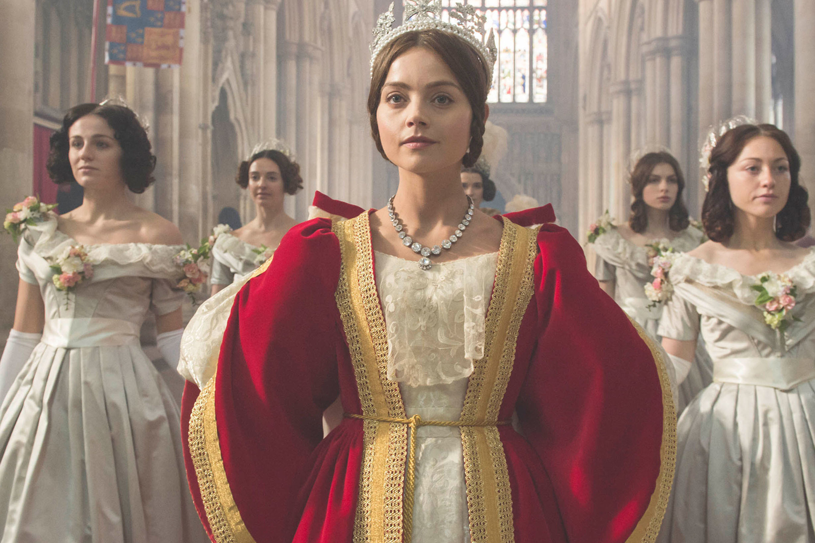 Fans of 'The Crown' Need to Watch This Masterpiece Series About Another Pioneering British Queen