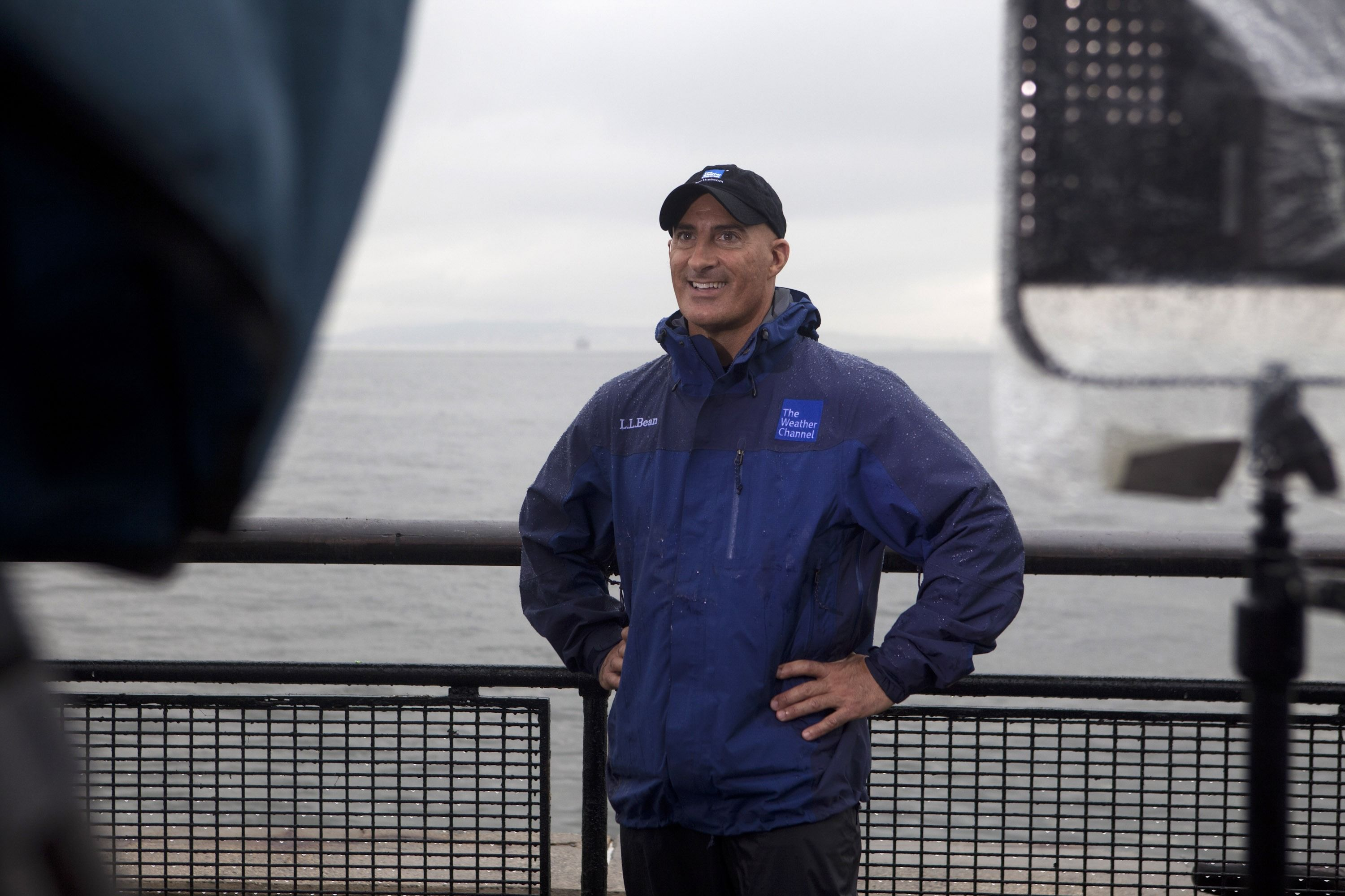 Jim Cantore Rescued Another Reporter During Hurricane Michael Because of Course He Did