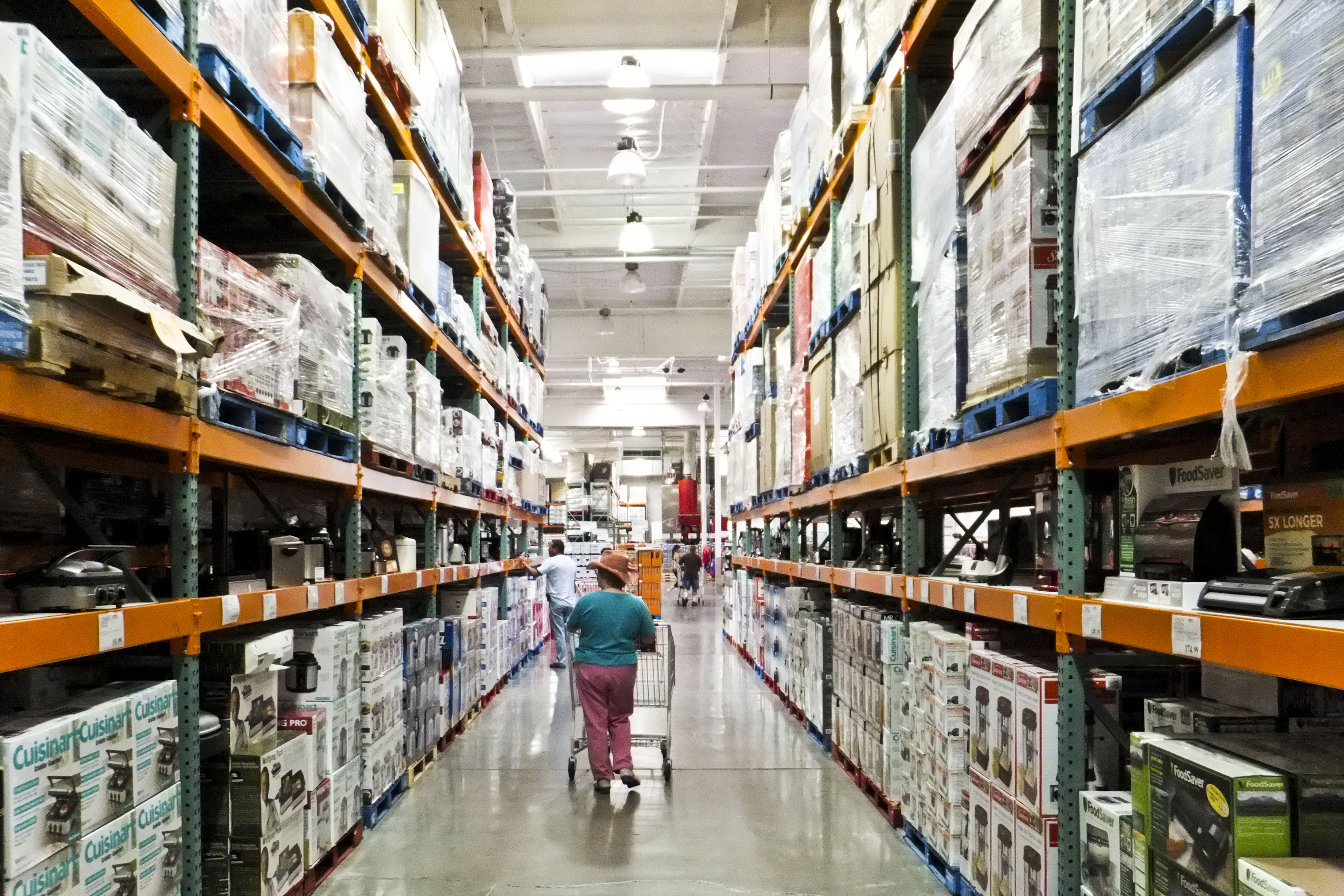 The One Thing You Aren't Buying at Costco, But Should Be