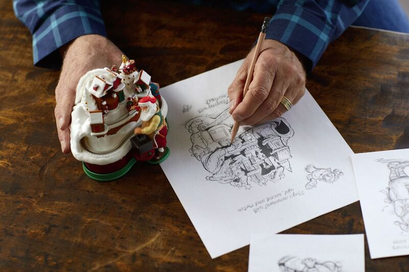 The Story Behind Those Precious Hallmark Keepsake Ornaments