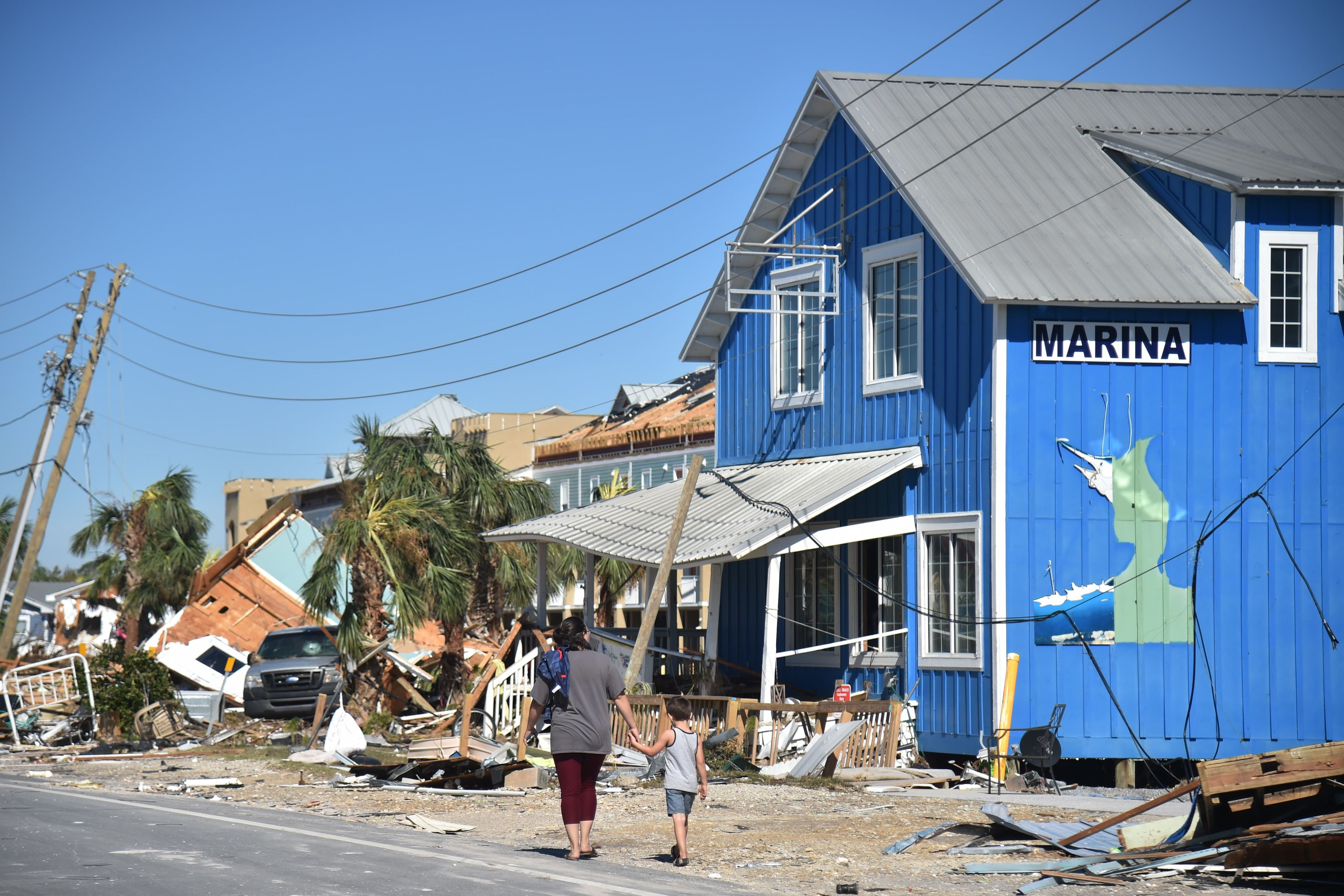 Here is How to Alert Search-and-Rescue Teams About People Affected by Hurricane Michael