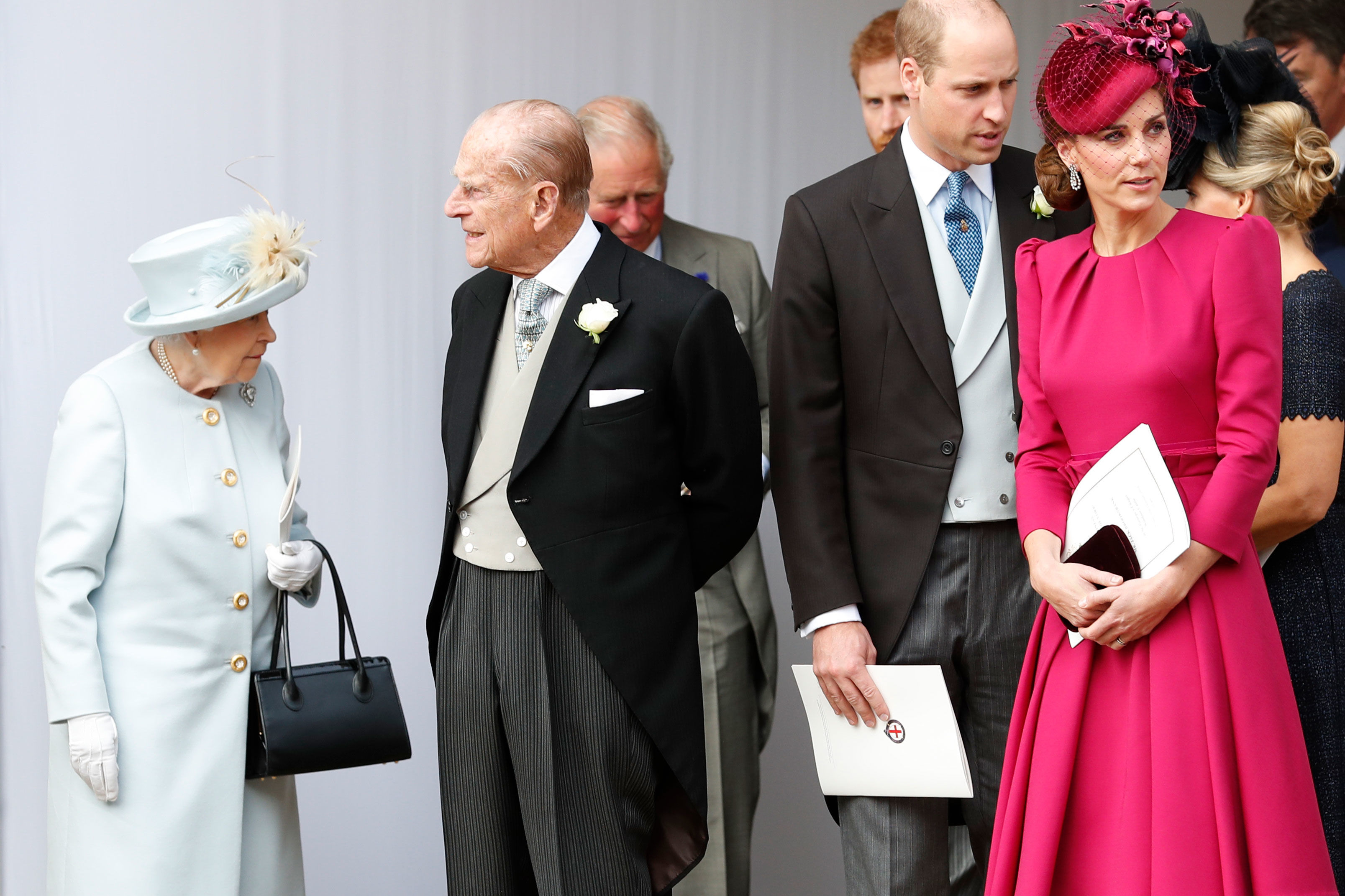 Kate Middleton's Unexpected Look for Today's Royal Wedding Just Wrote the New Wedding Guest Dress Code