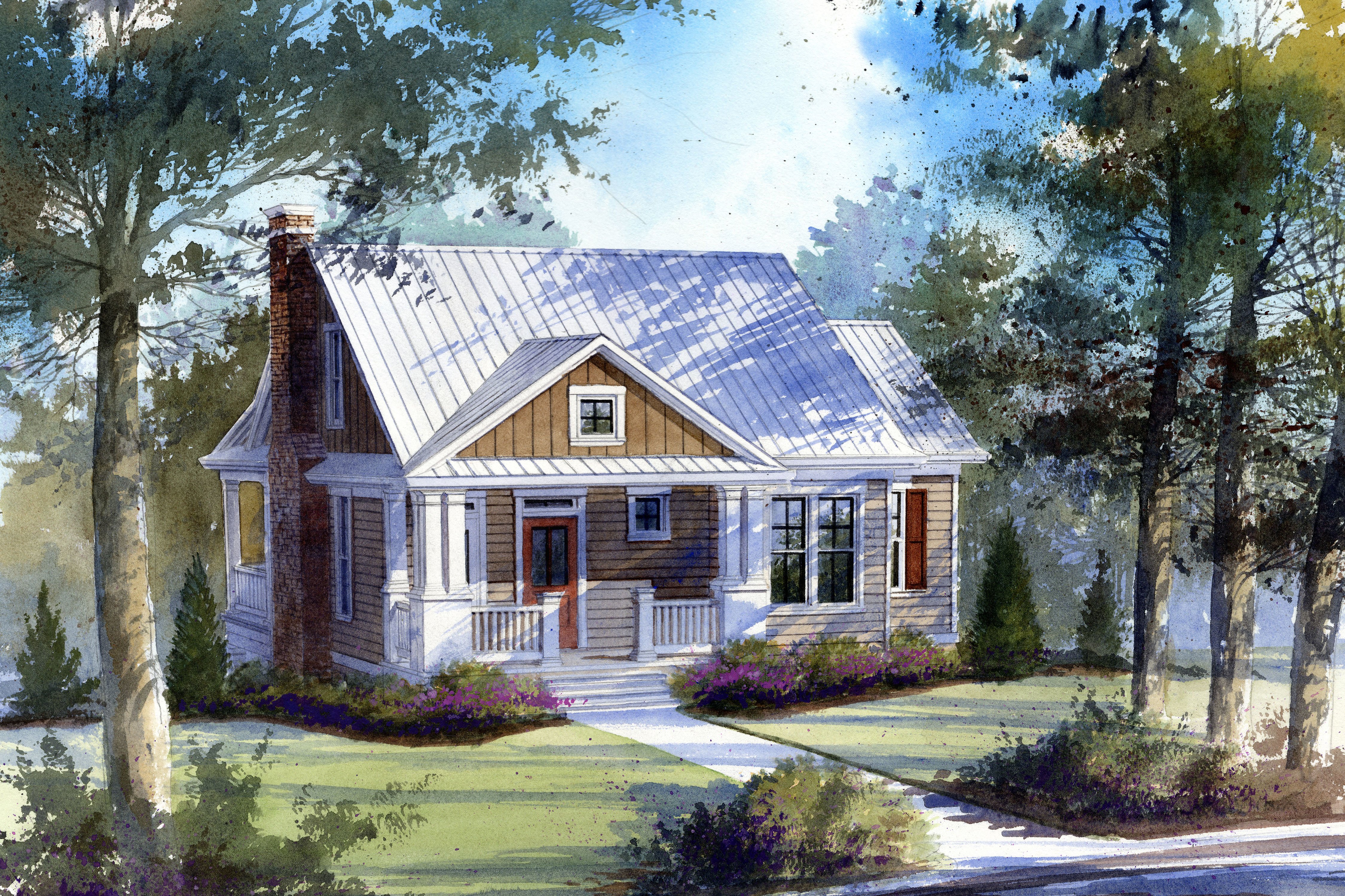 Why We Love House Plan 1391