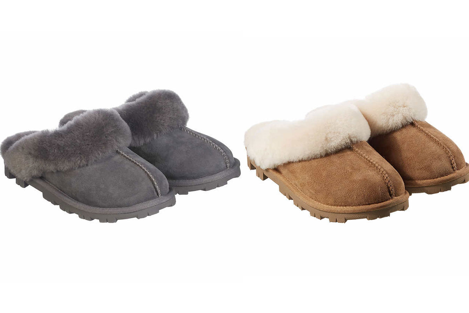 Shoppers Can't Get Enough of Costco's $20 Version of UGG's Comfiest Slippers
