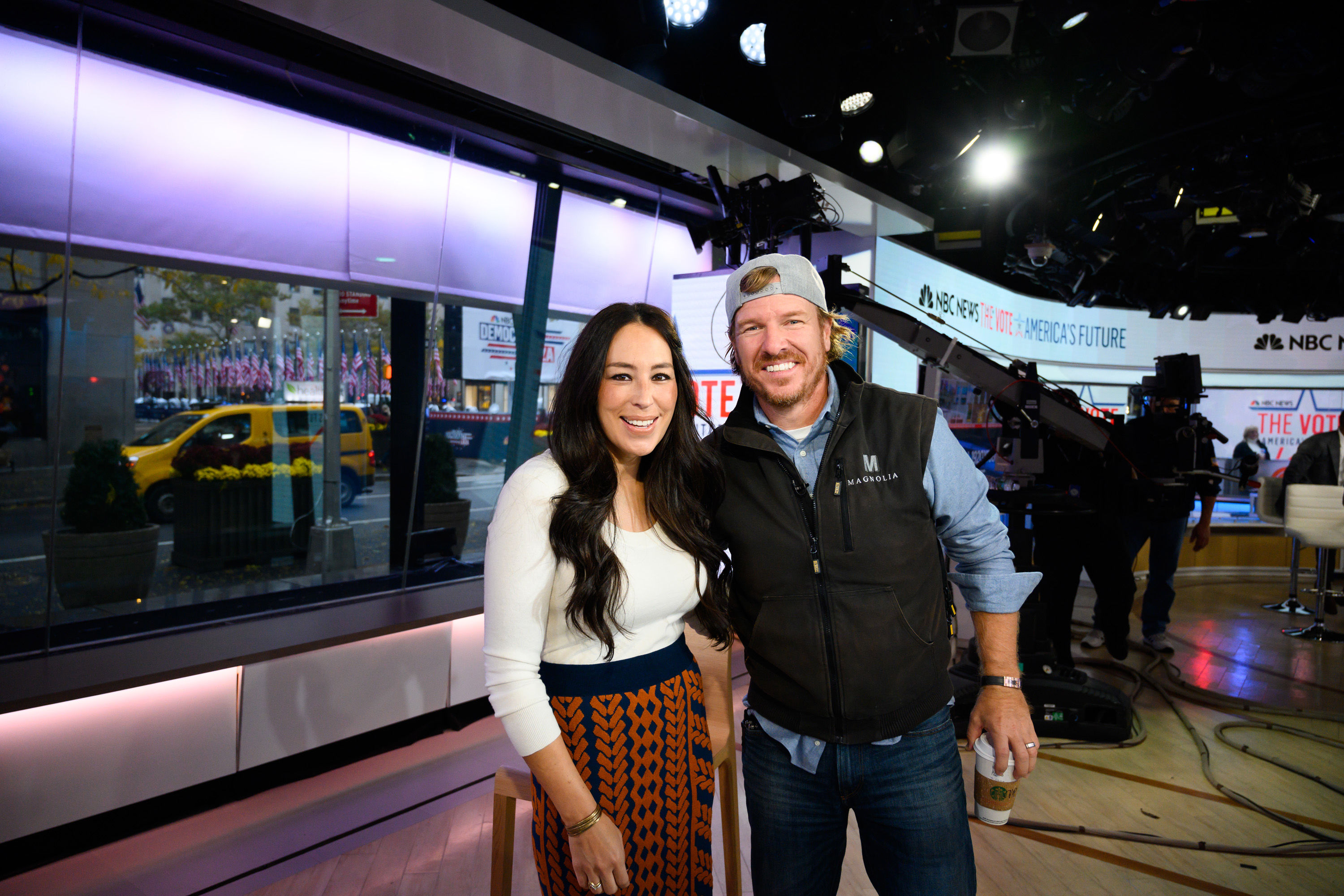 Chip and Joanna Gaines Are Already Fielding Job Applications for Their New Television Network